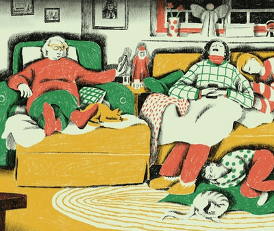 The Creatures Who Queered Christmas Cinema