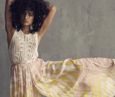 Indya Moore on bringing life to art on FX's Pose