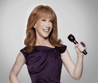 Interview: Kathy Griffin