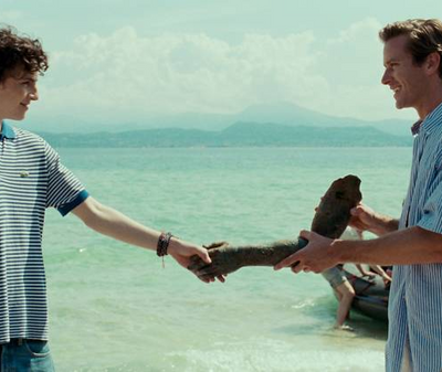 Author André Aciman talks about the film adaptation of his book Call Me By Your Name