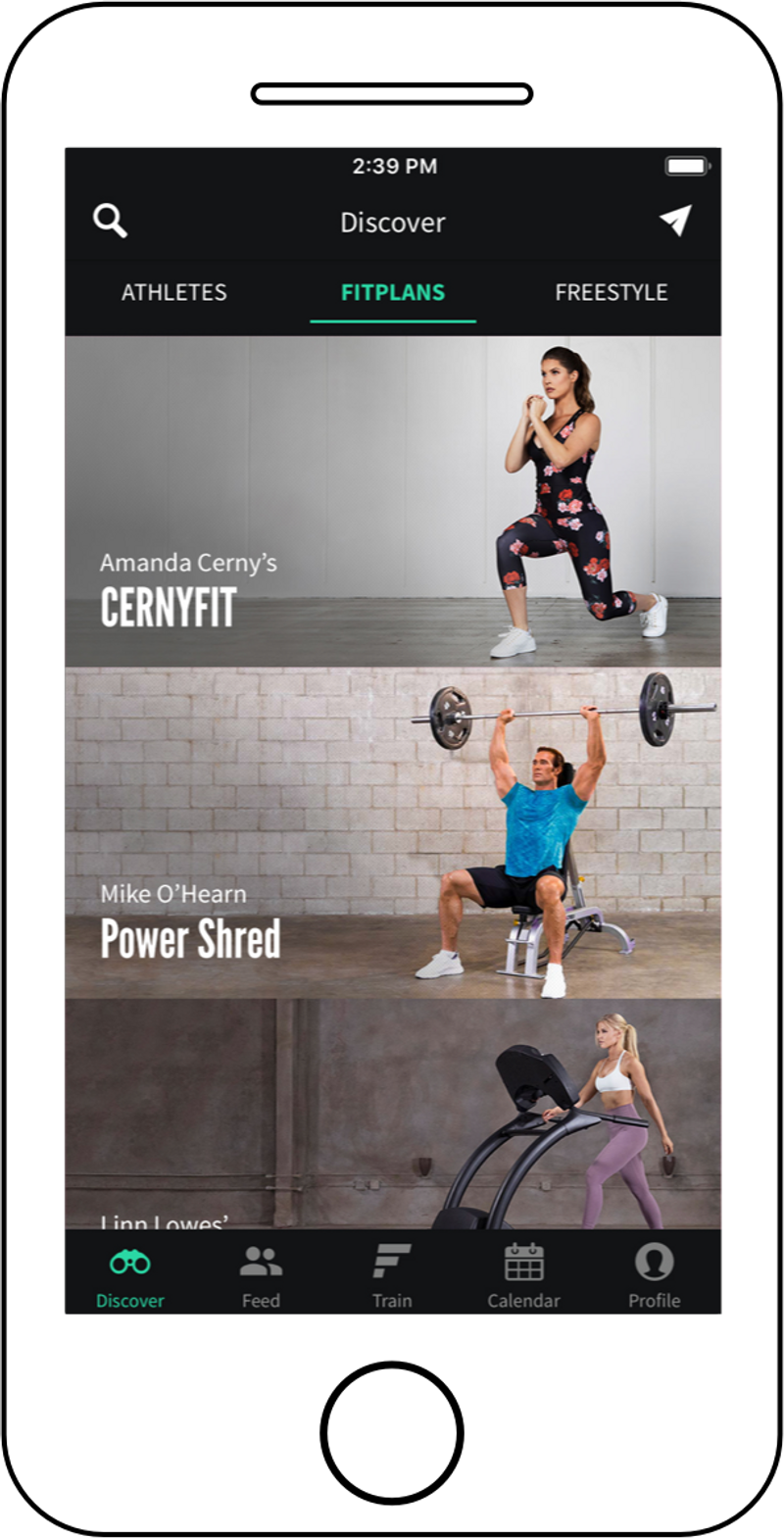 Best Fitness Workout and Personal Trainer App | Fitplan