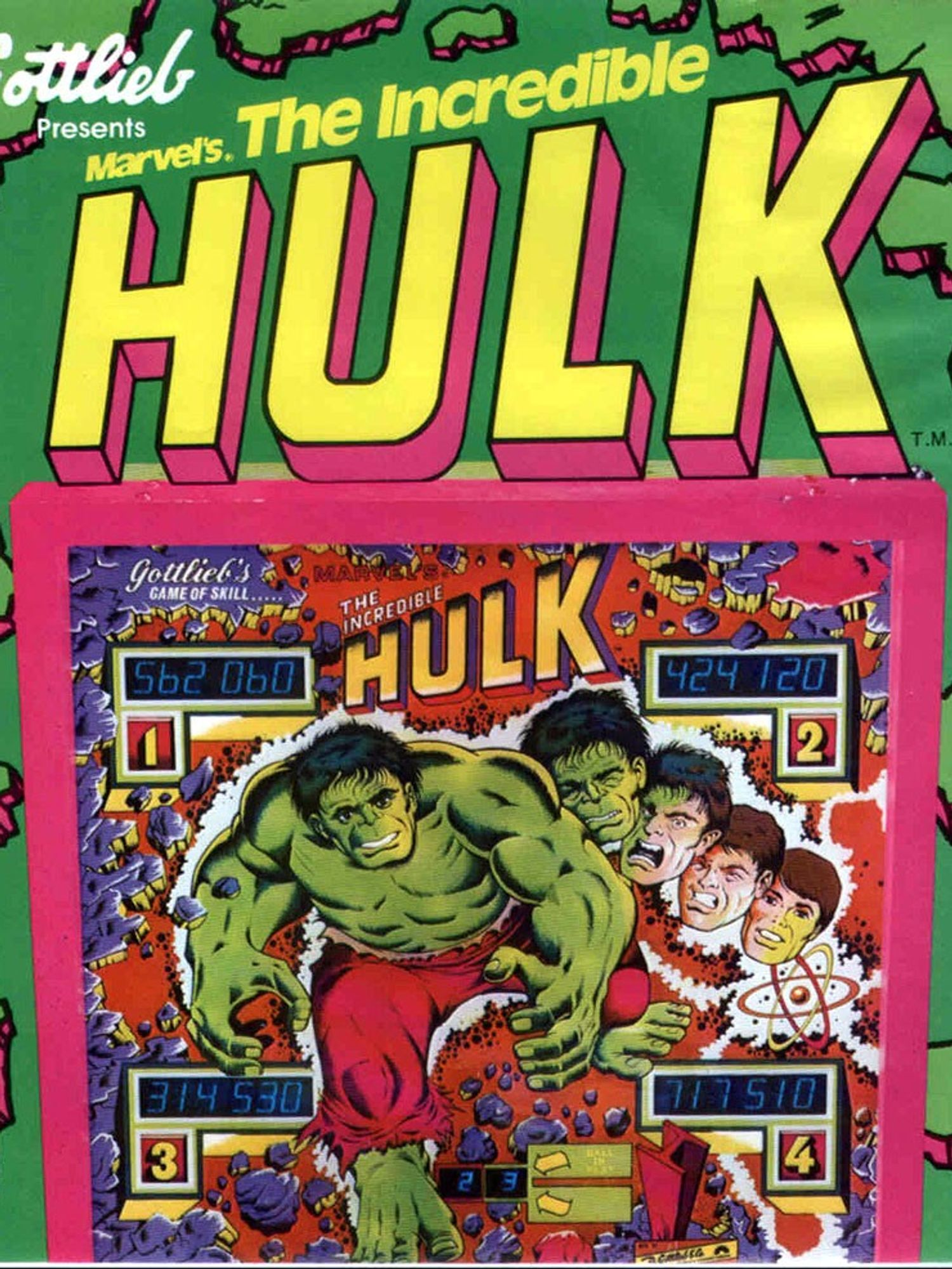 The Incredible Hulk Flyer Page 2
