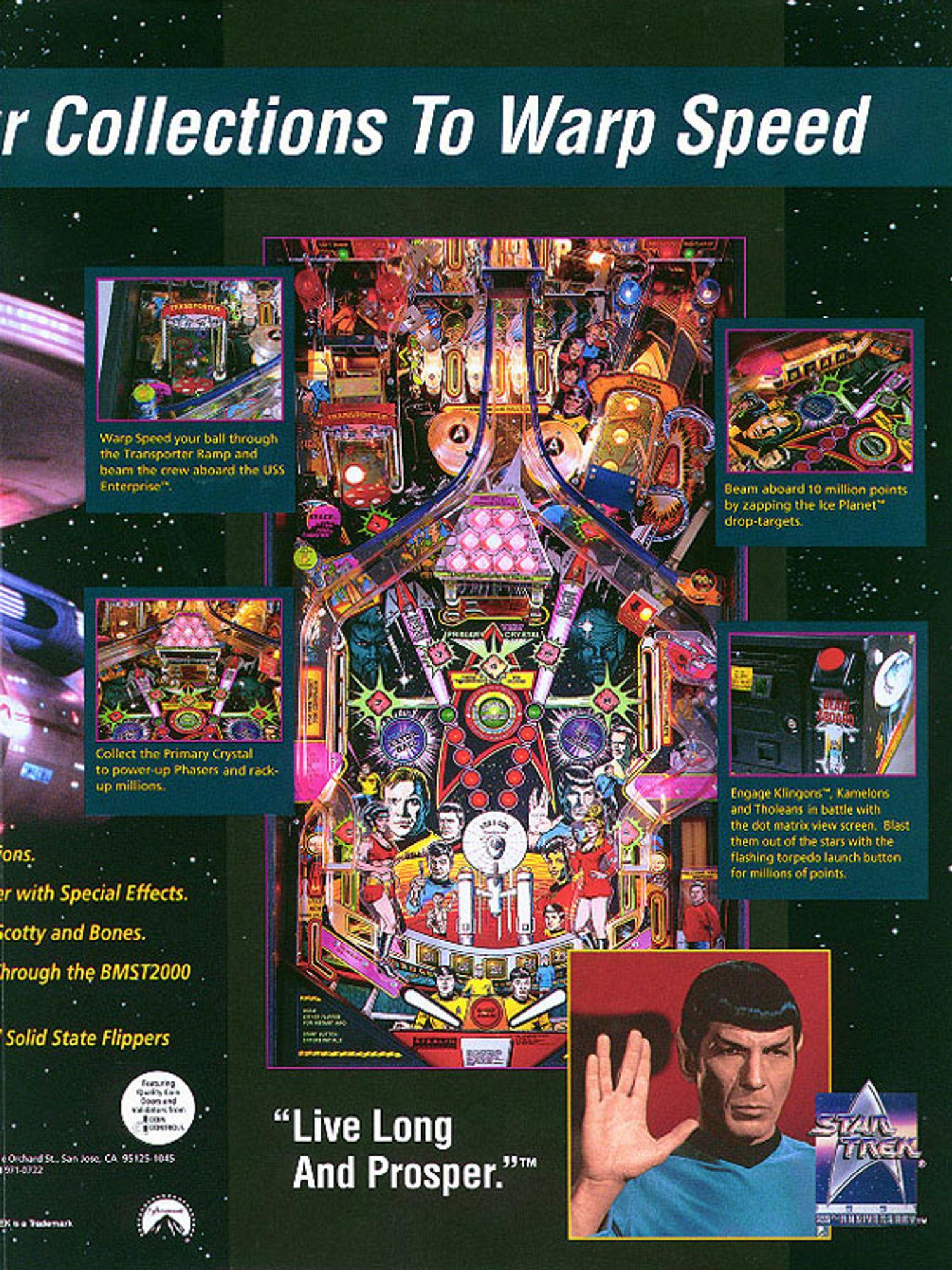 Star Trek Flyer Seite 3