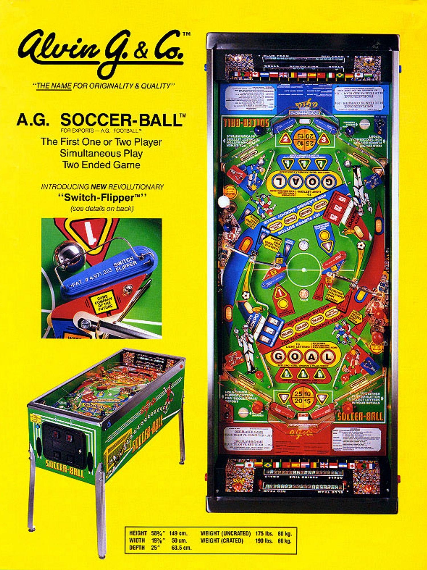 Soccer Ball Flyer 1