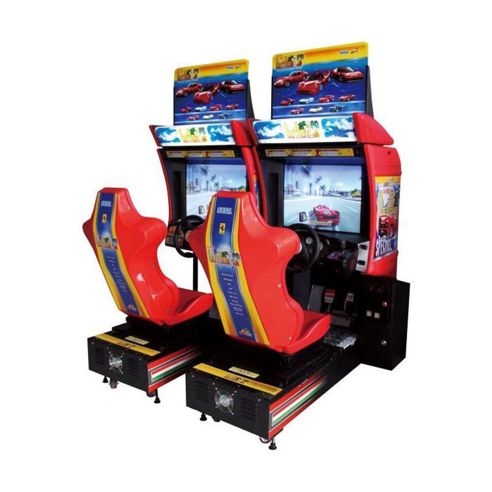 Sega Outrun 2