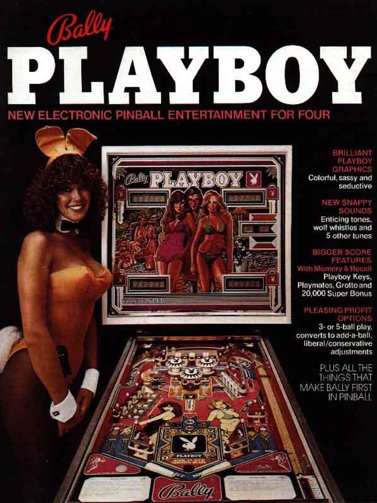 Playboy Flyer front