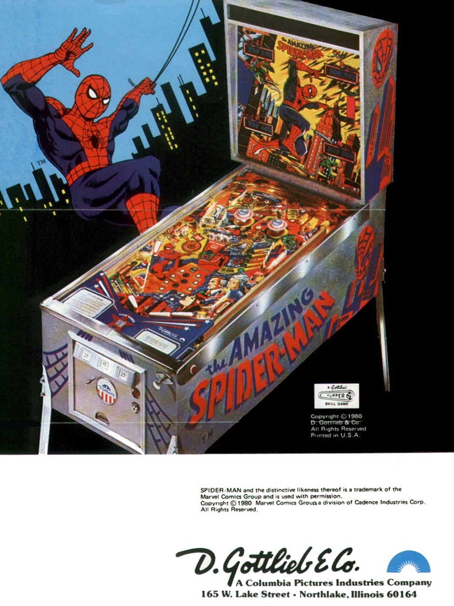 Amazing Spiderman Flyer Seite 4