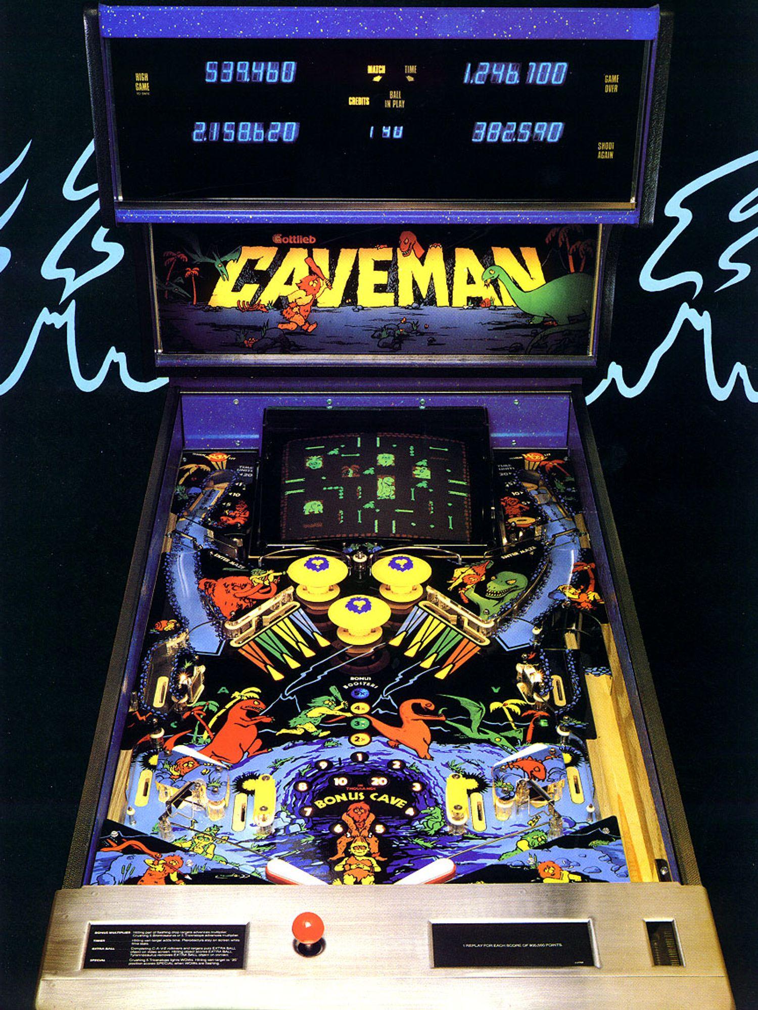 Caveman Flyer 3