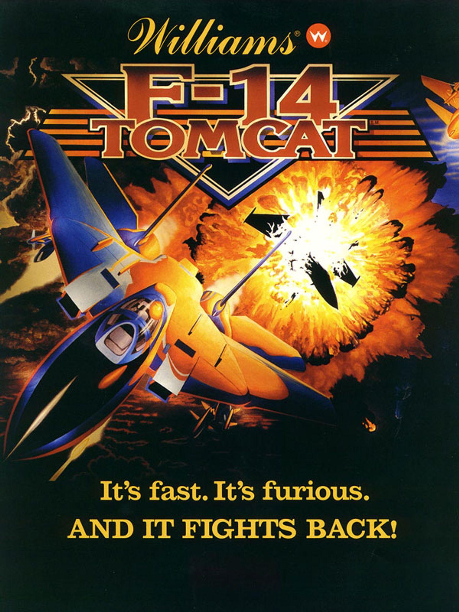 F14 Flyer Vorderseite