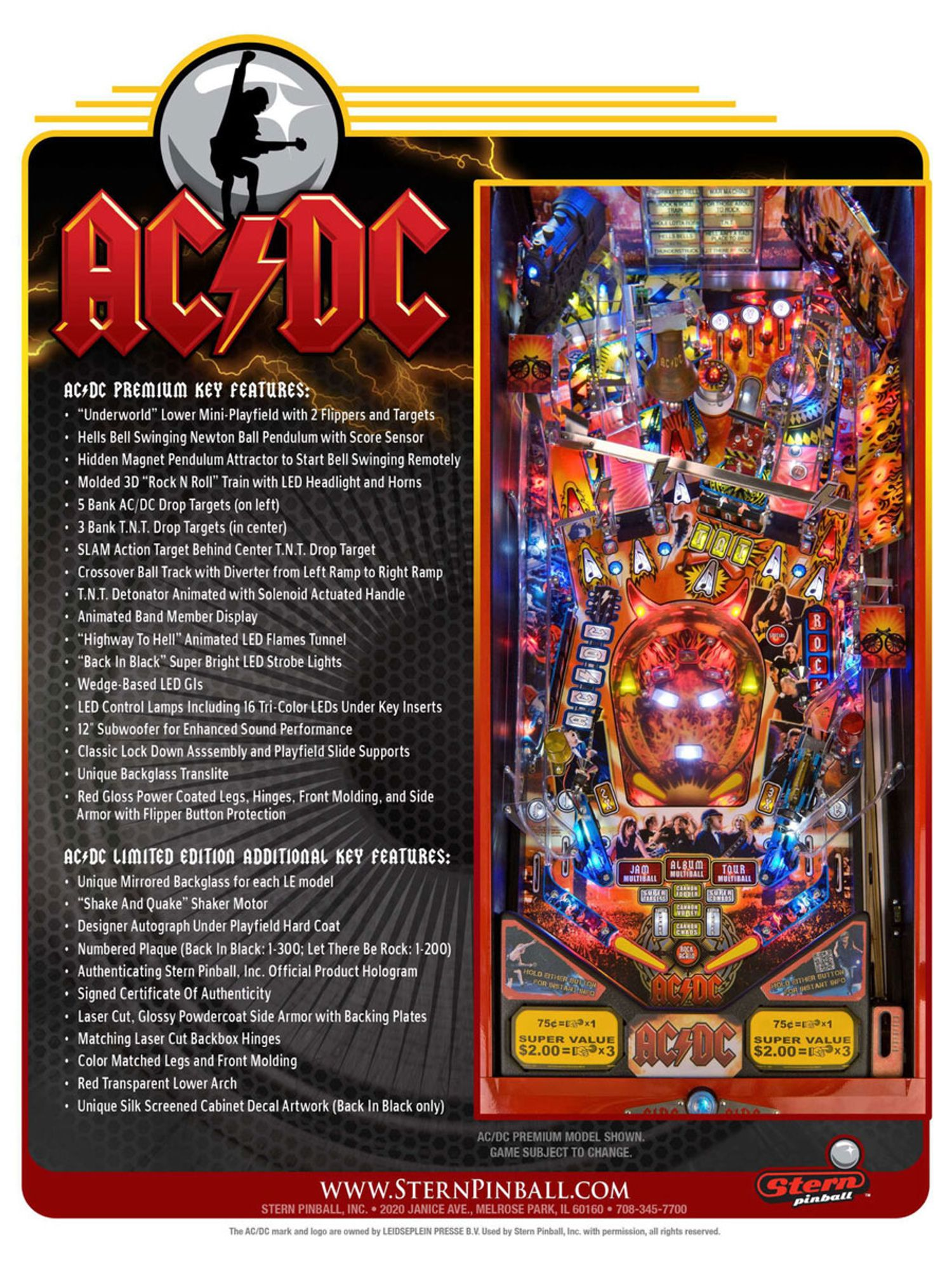AC/DC Flyer 2