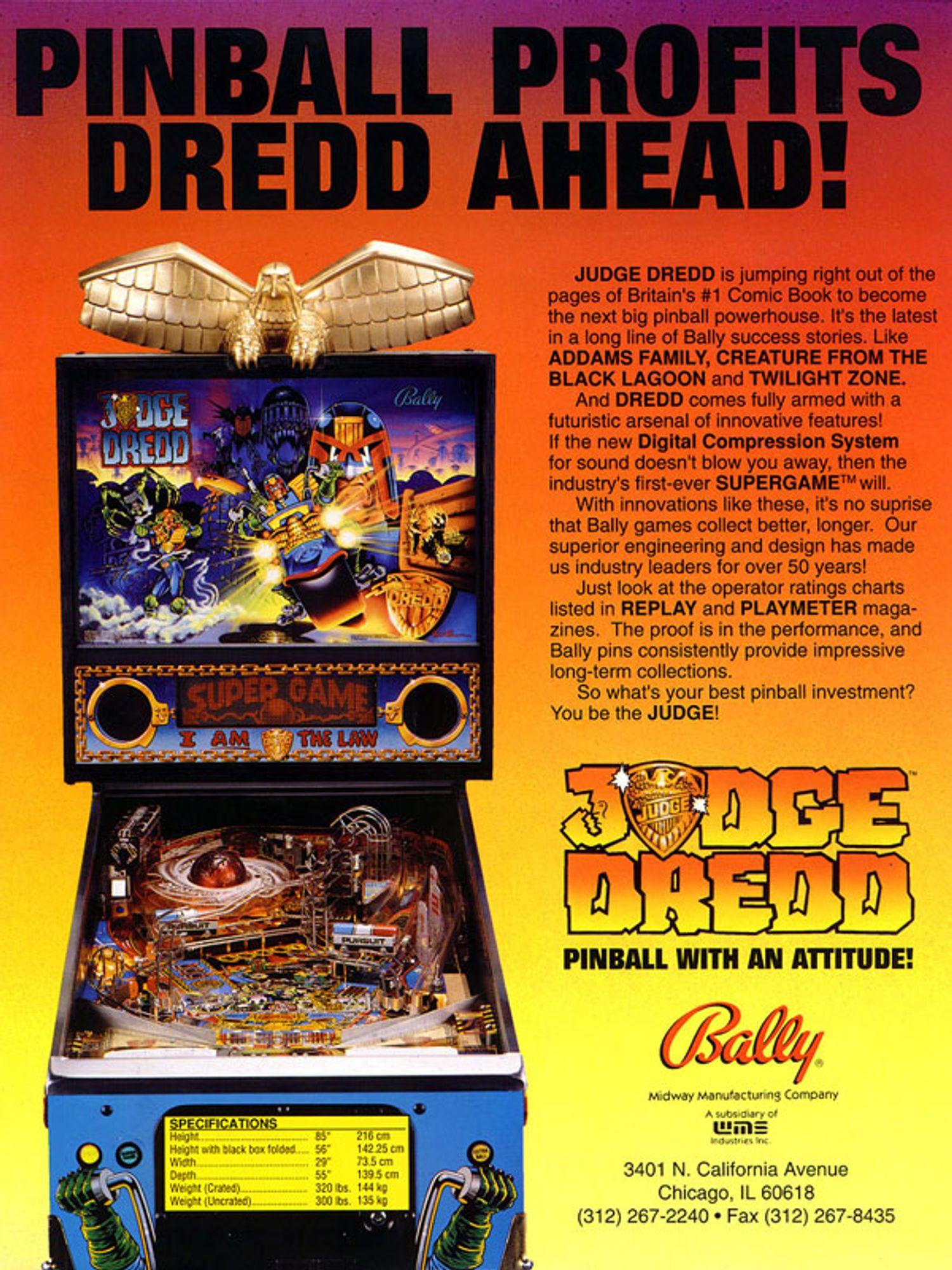 Judge Dredd Flyer Seite 4