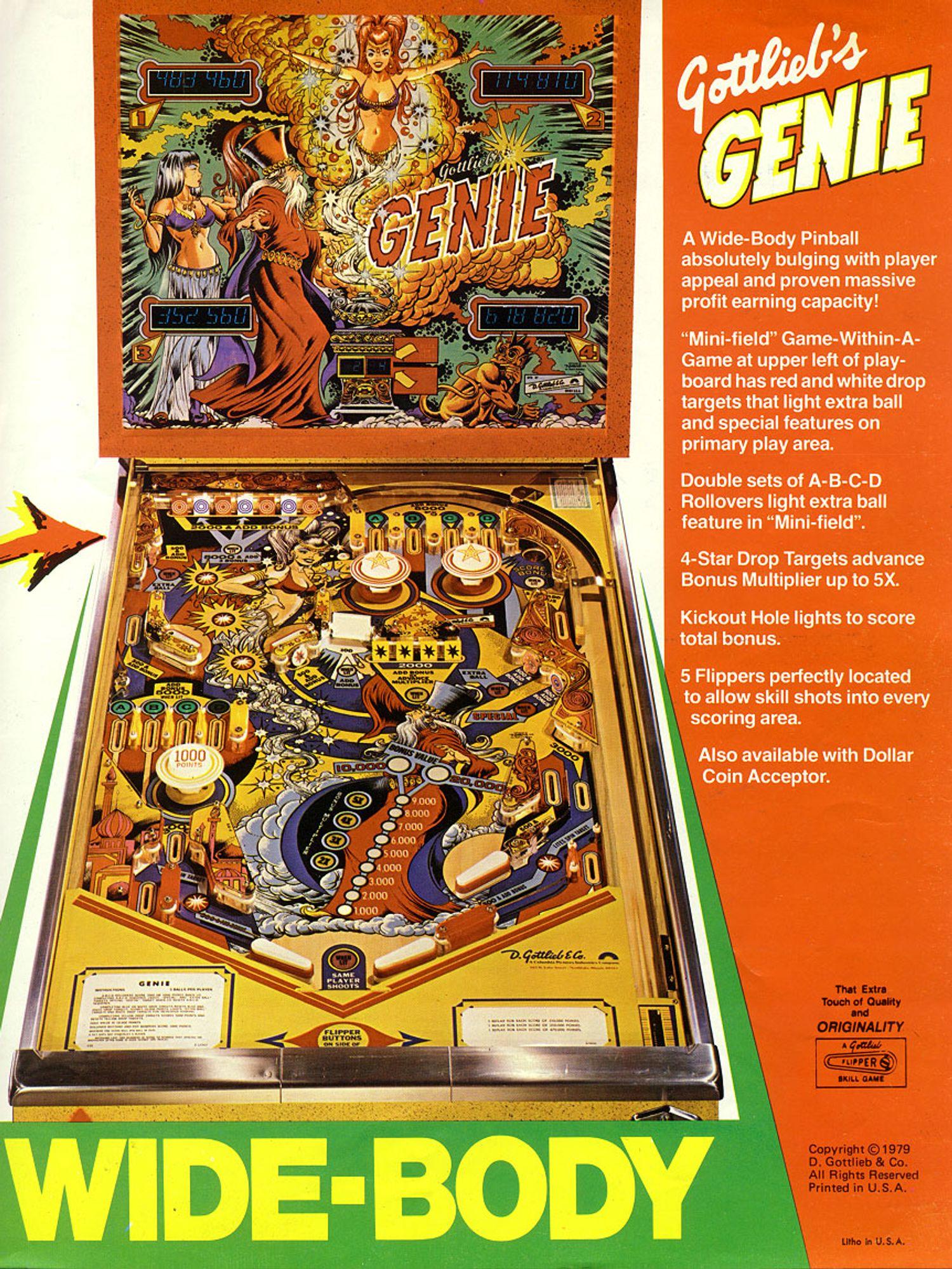 Genie Flyer Page 3