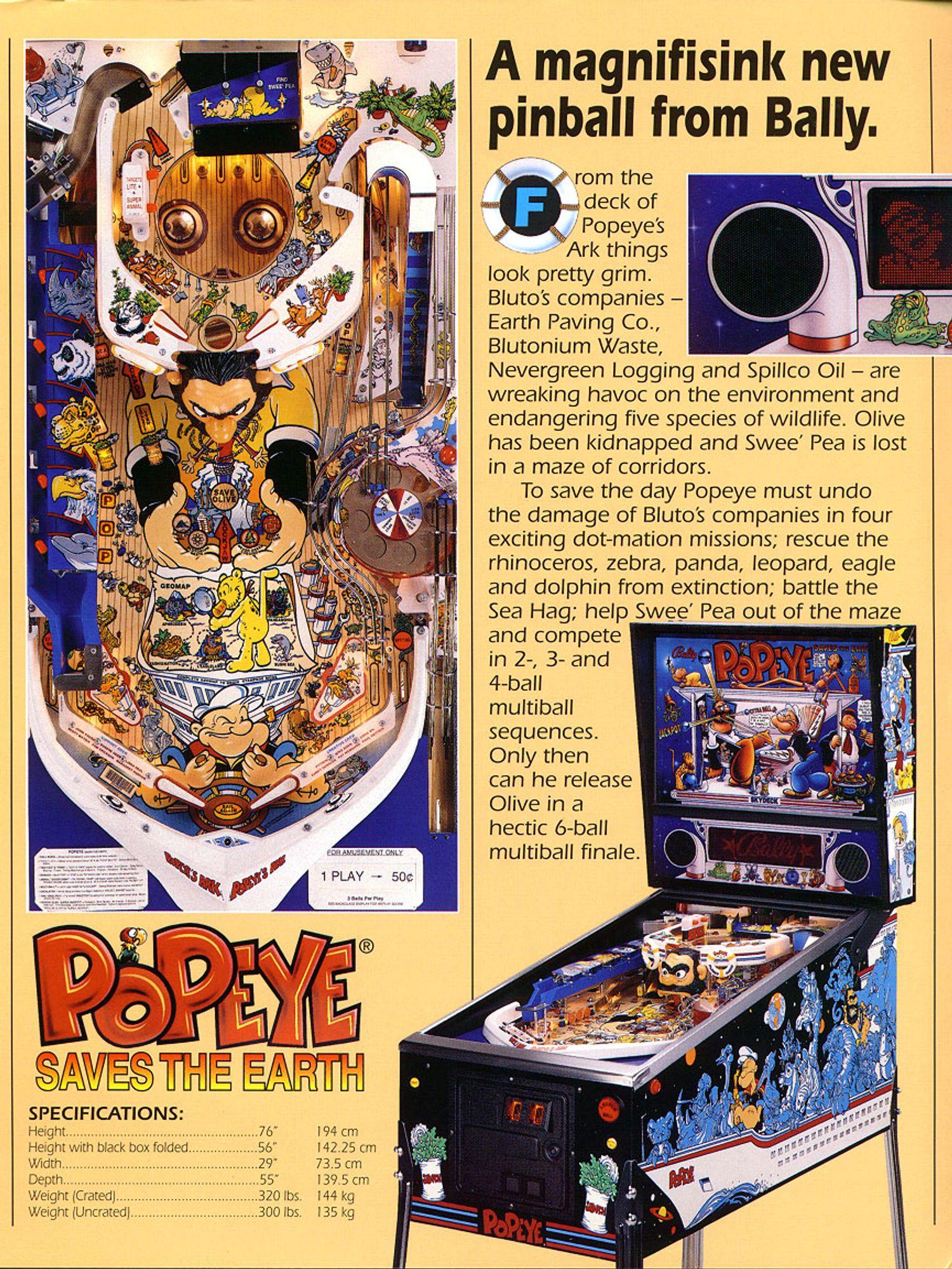 Popeye Flyer Seite 2