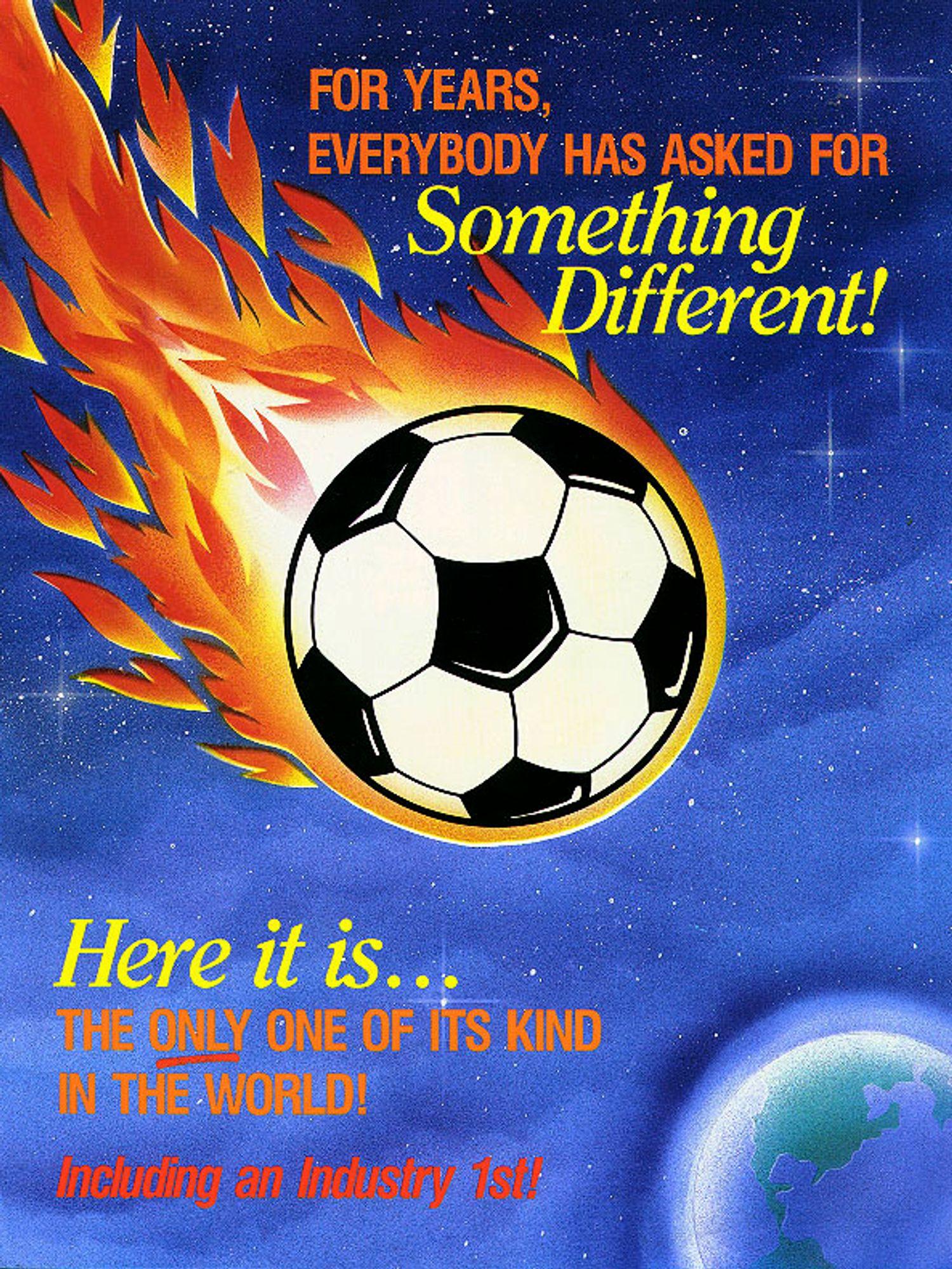 Soccer Ball Flyer 3