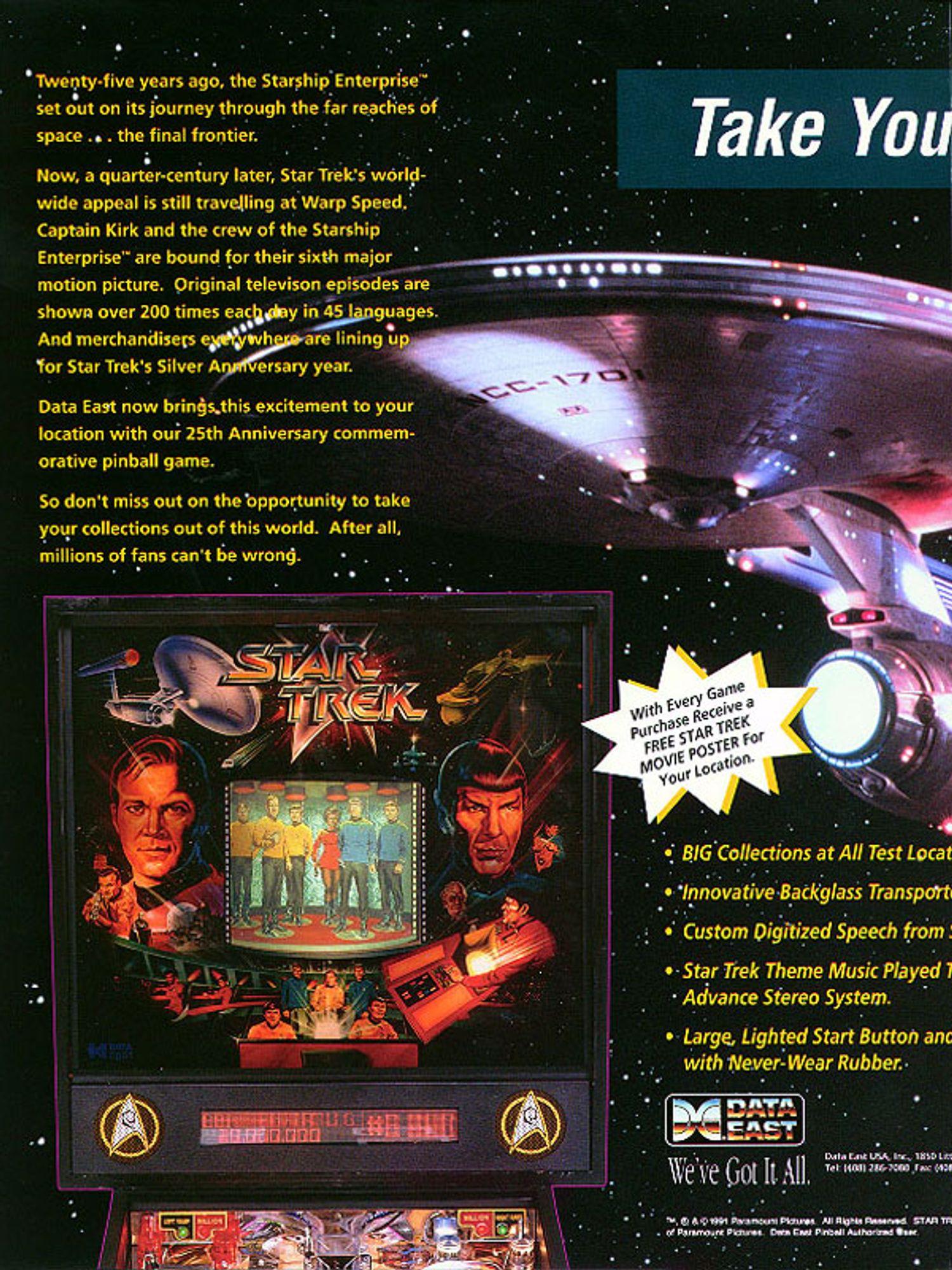 Star Trek Flyer Seite 2