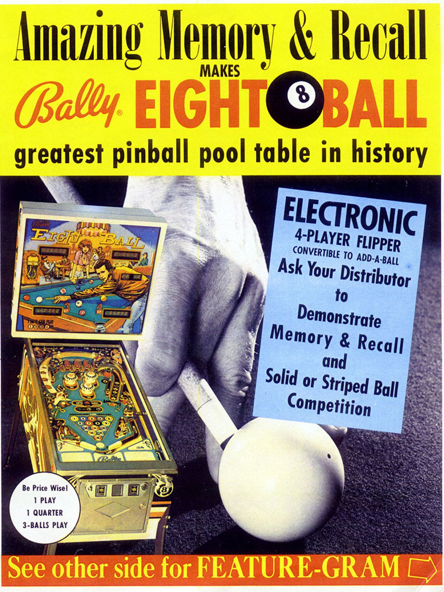 Eight Ball Flyer