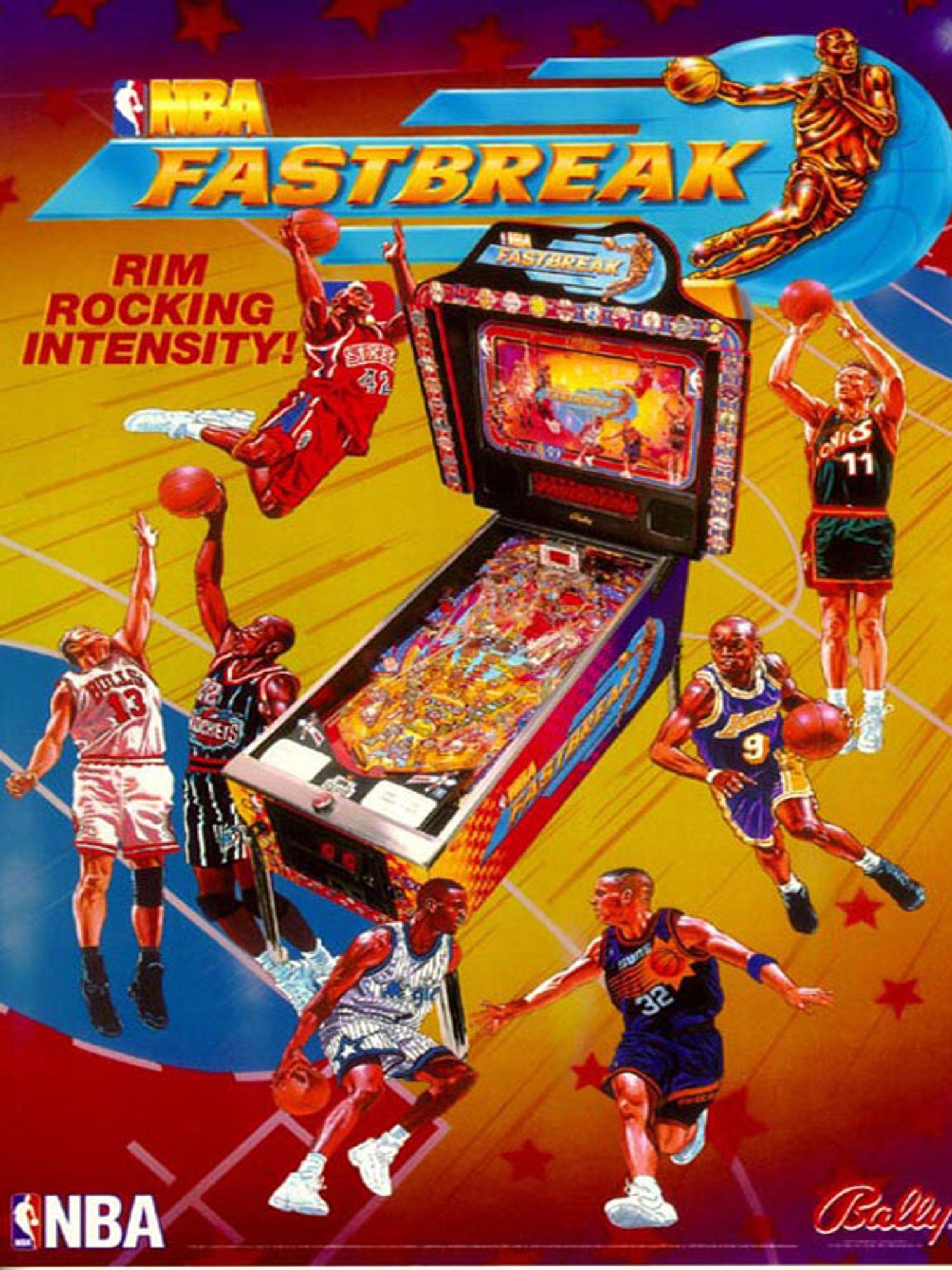 NBA Fastbreak Flyer Seite 3