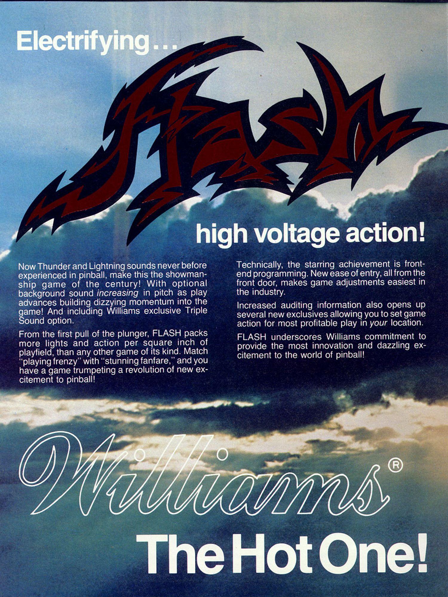 Flash Flyer 2