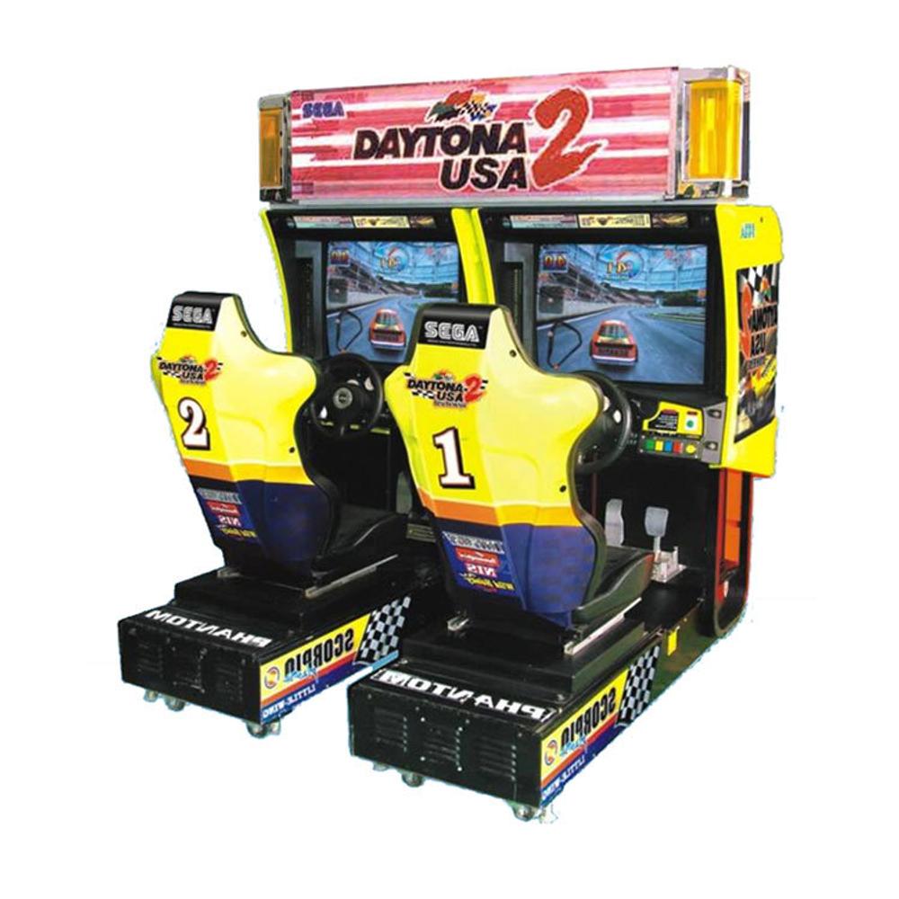 Sega Daytona 2 twin