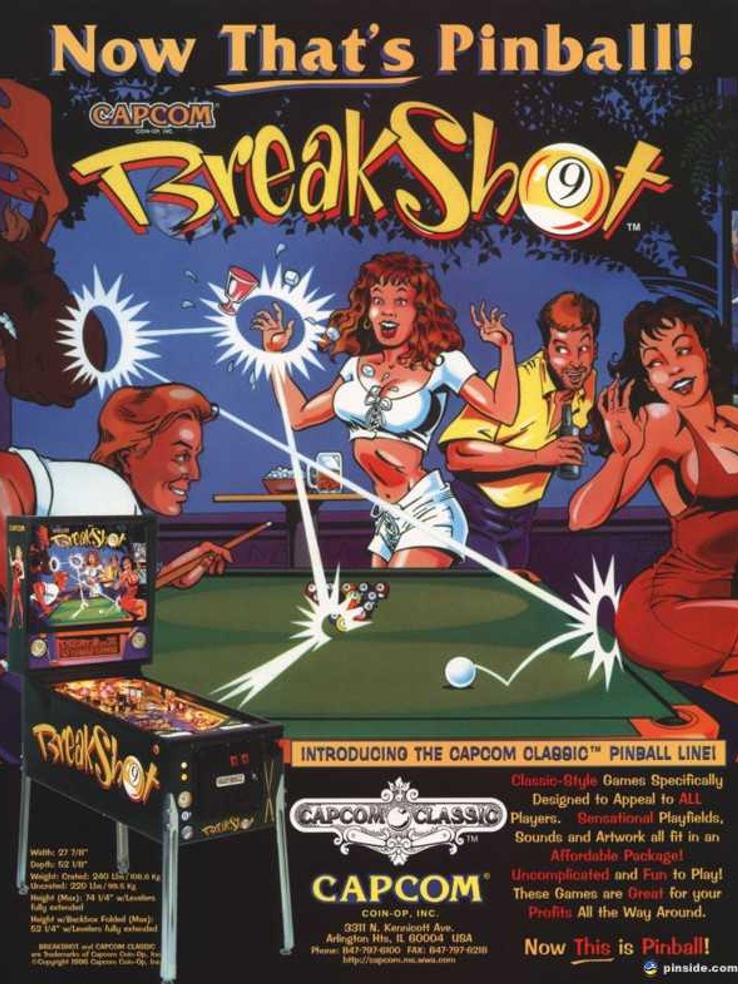 Flyer Breakshot