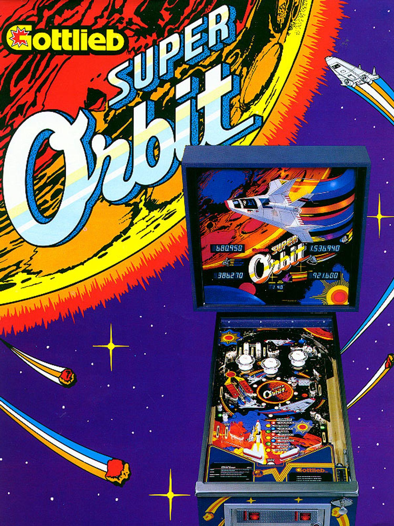 Super Orbit Flyer front