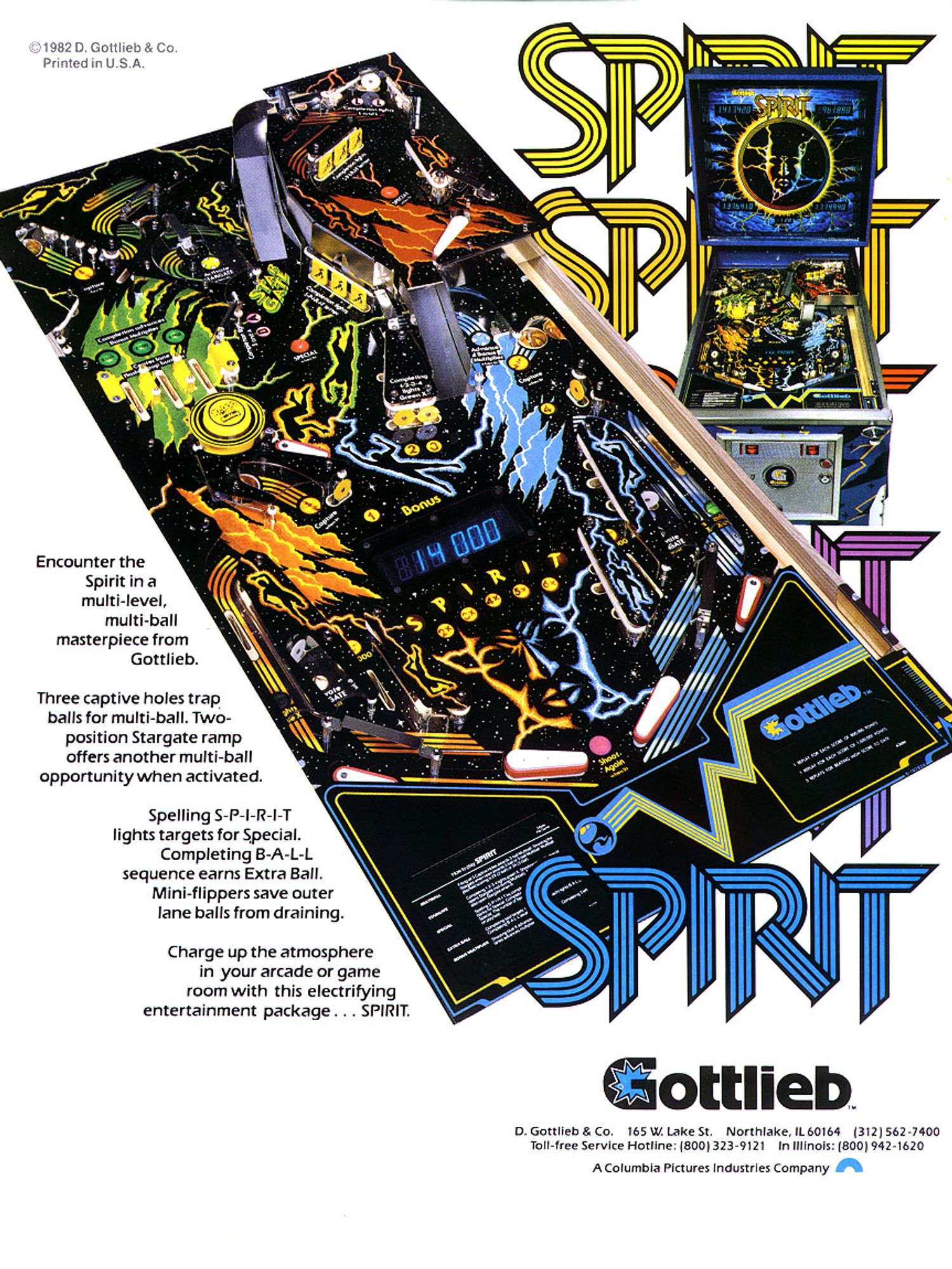 Spirit Flyer Back