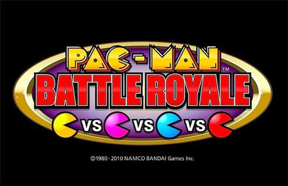 Pacman Battle Royale Logo