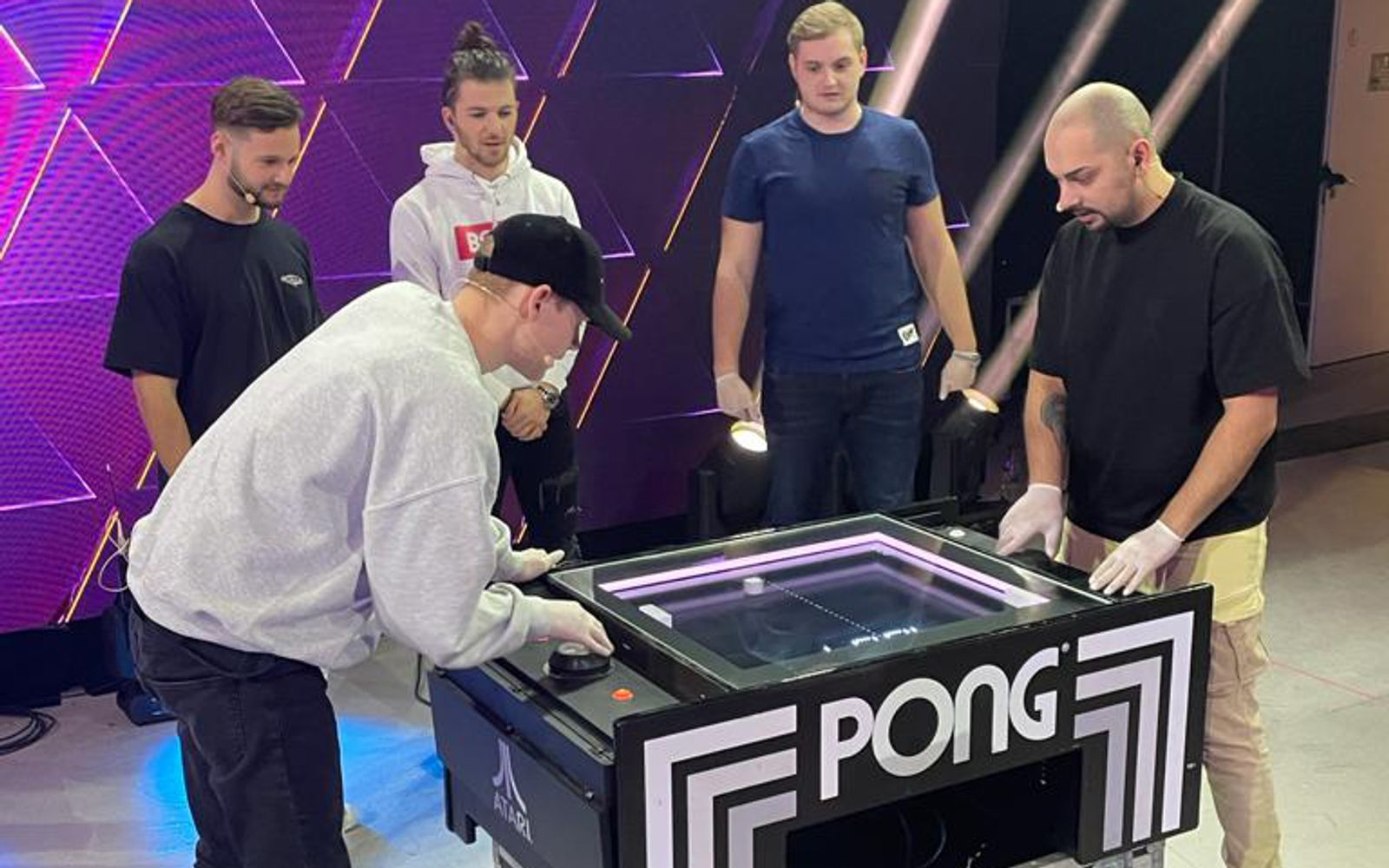 Pong 3D Battle