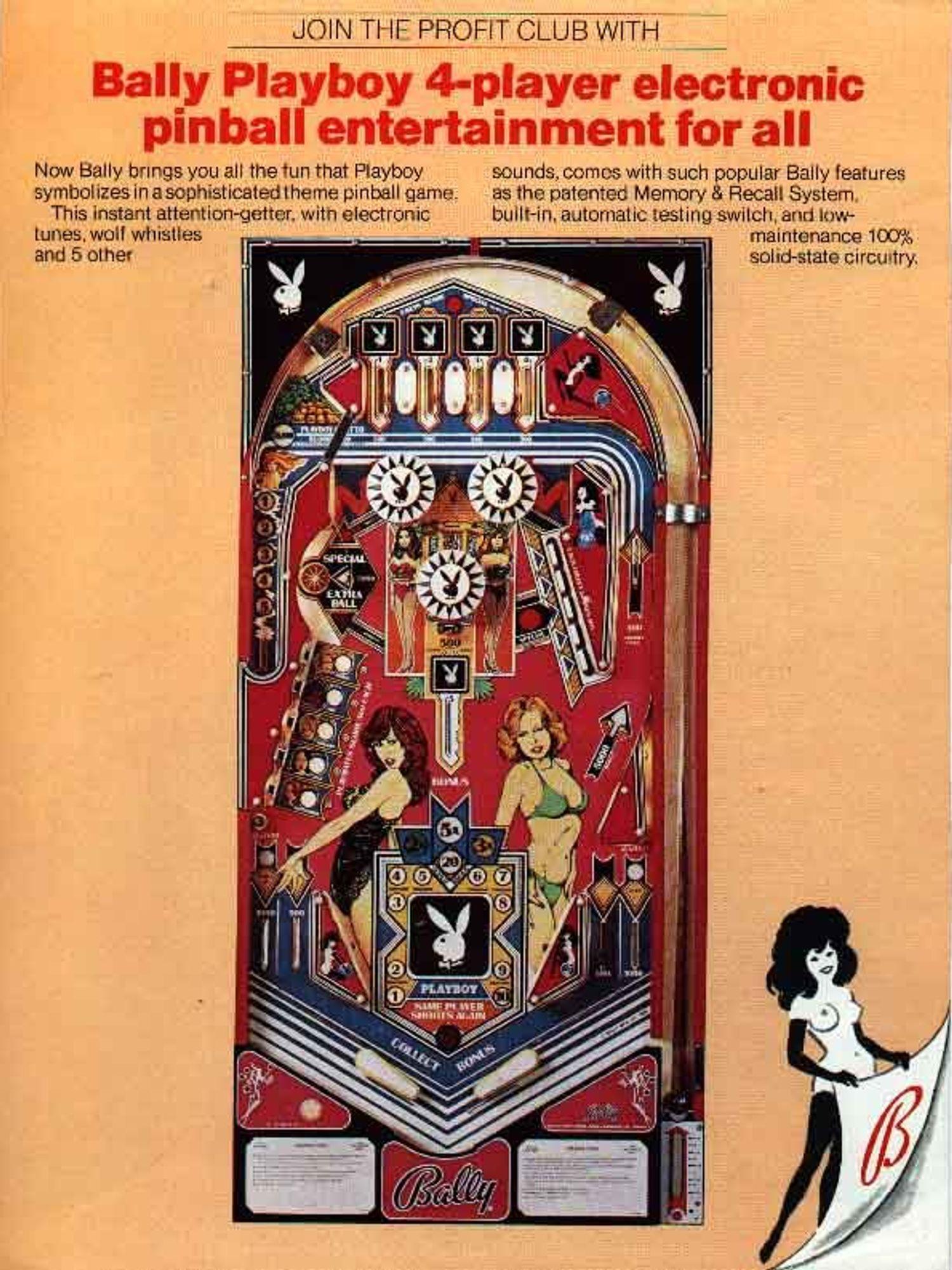 Playboy Flyer 2