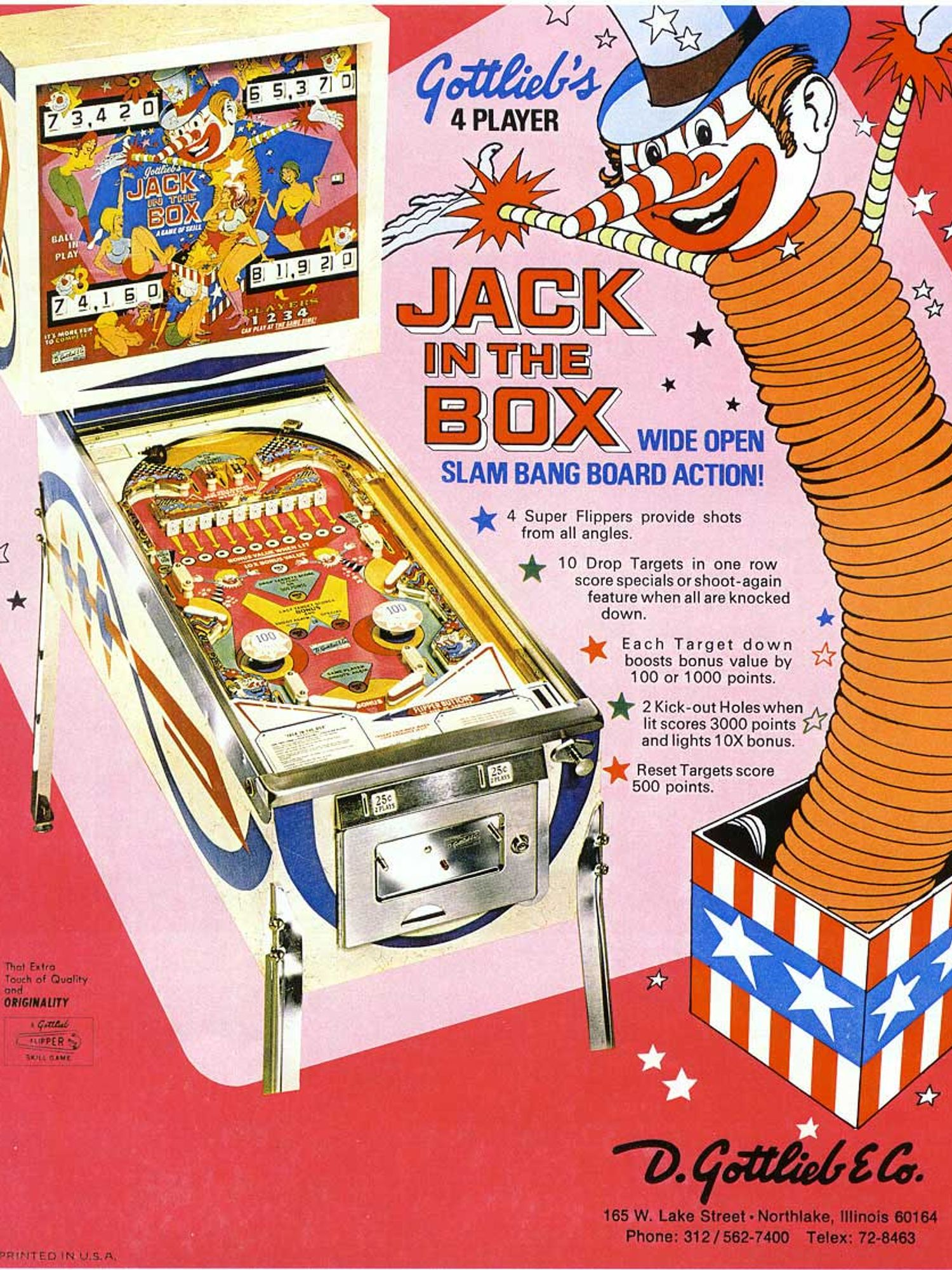 Jack in the Box Flyer