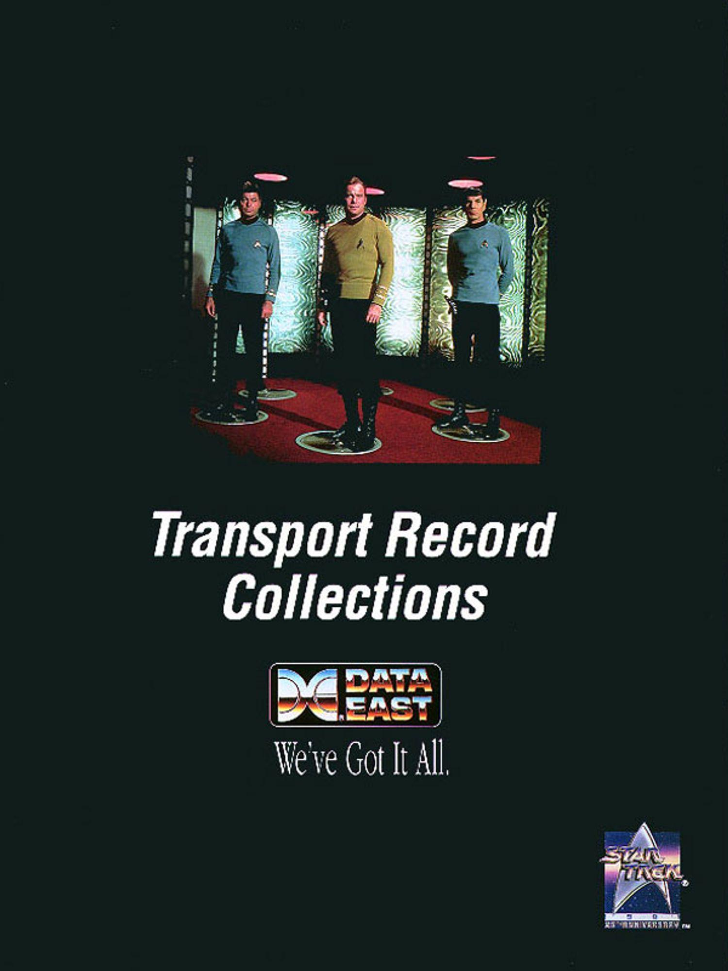 Star Trek Flyer Seite 1