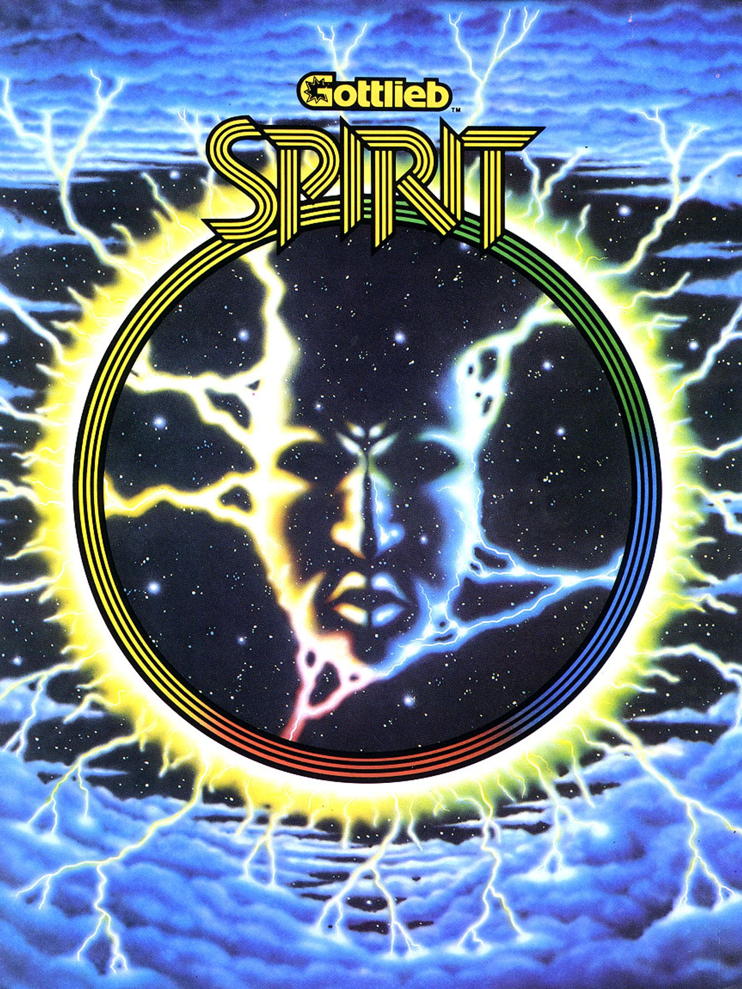 Spirit Flyer front