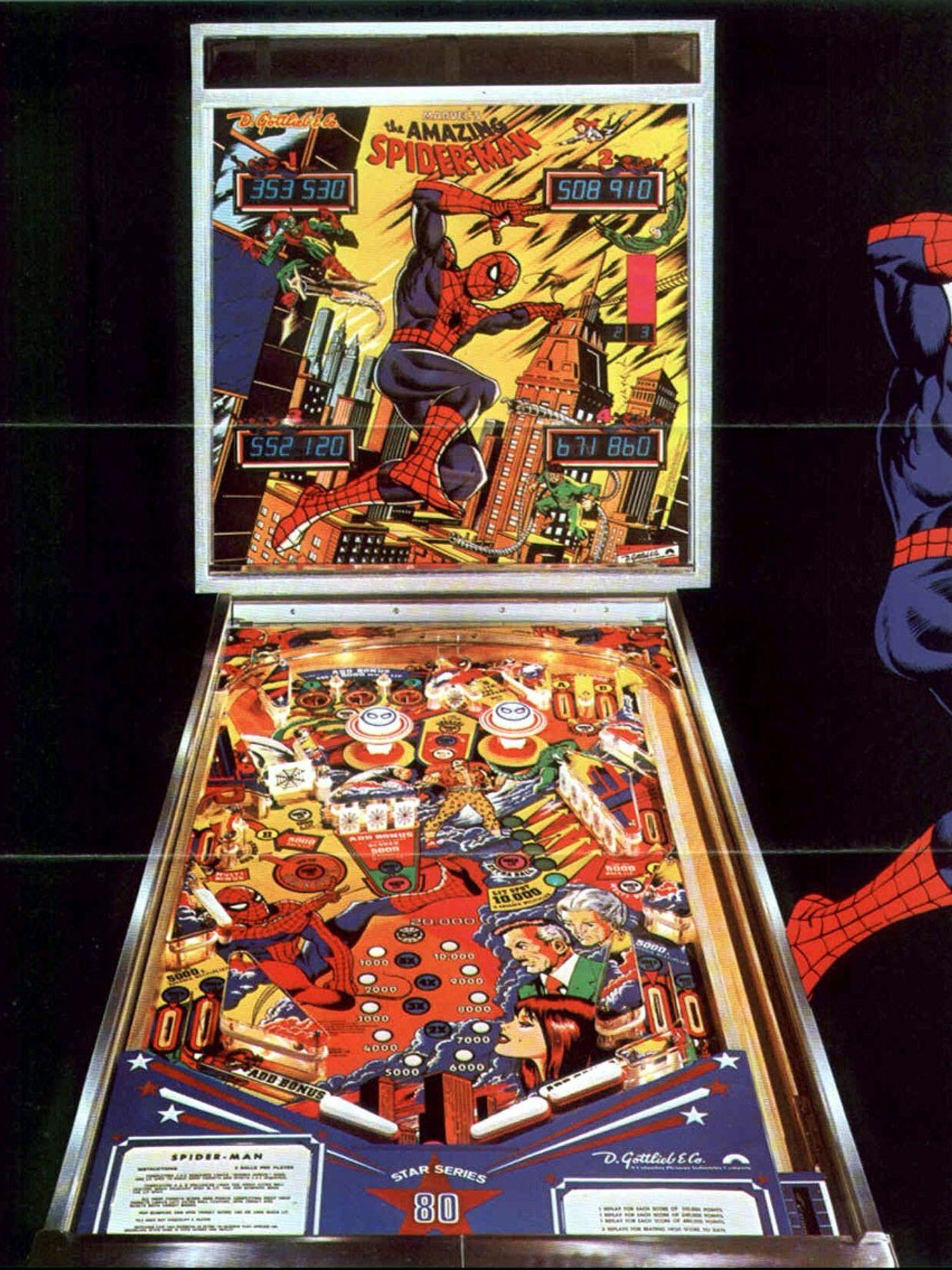 Amazing Spiderman Flyer Seite 2