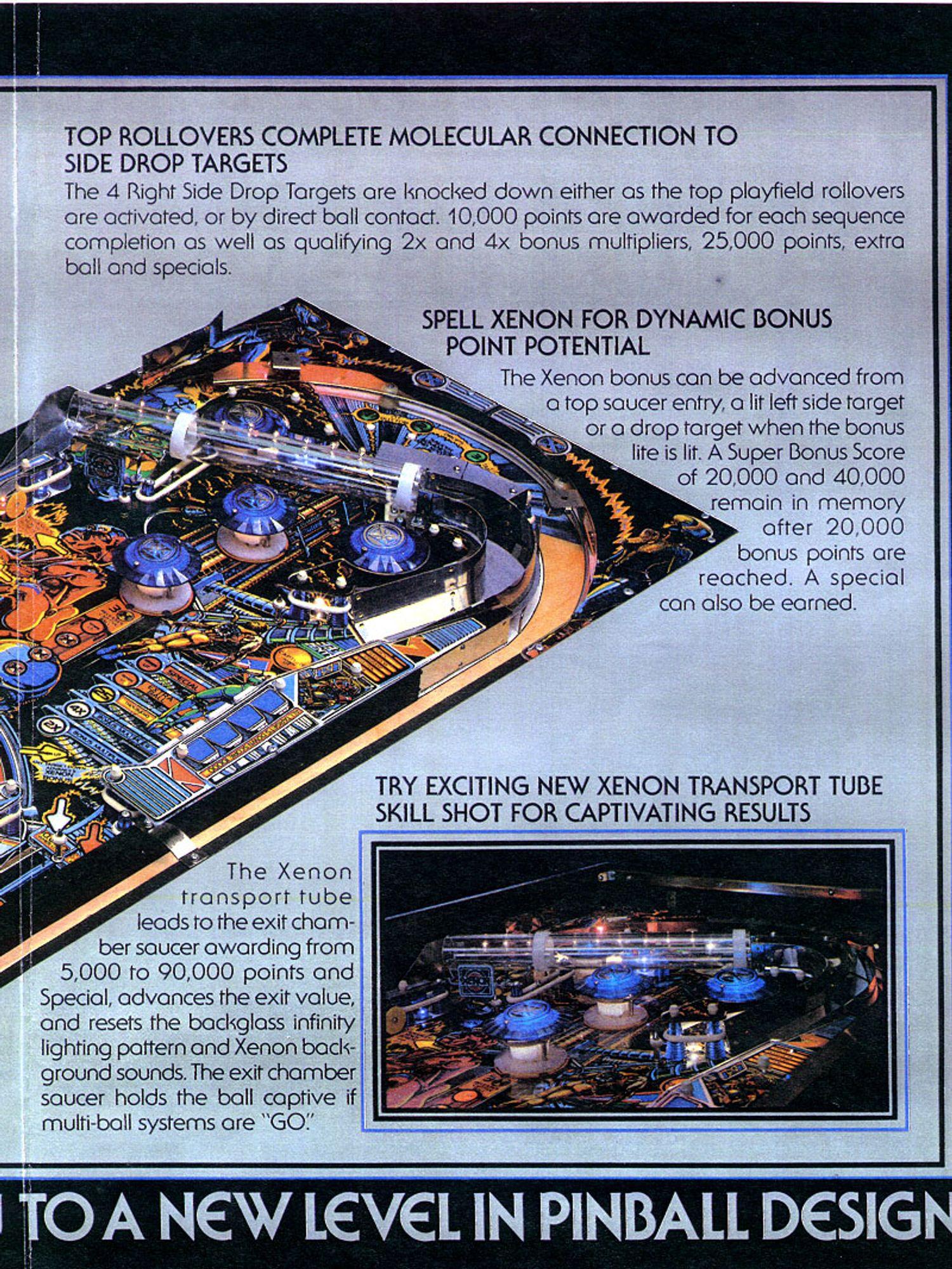 Xenon Flyer Page 3