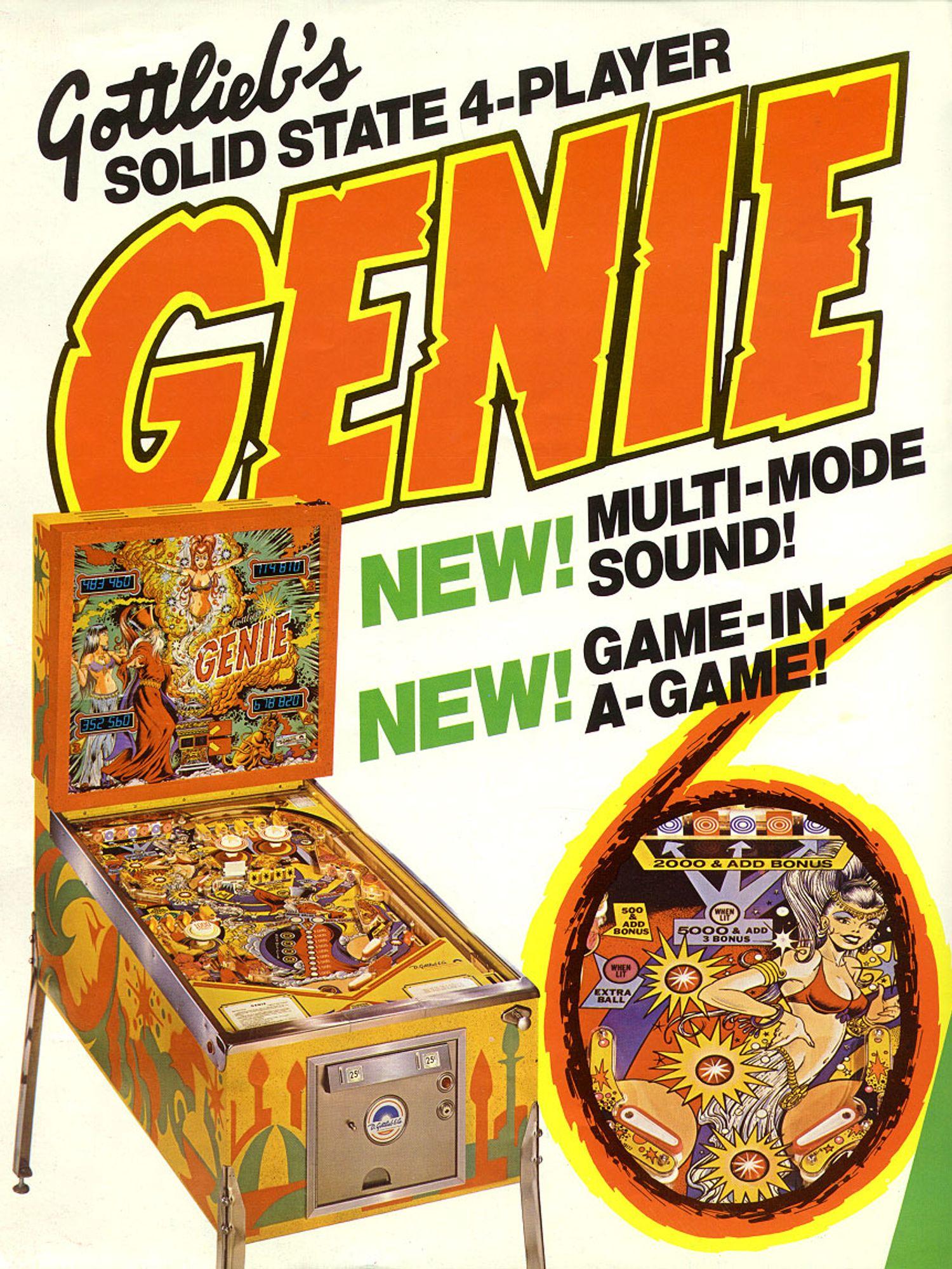 Genie Flyer Page 2