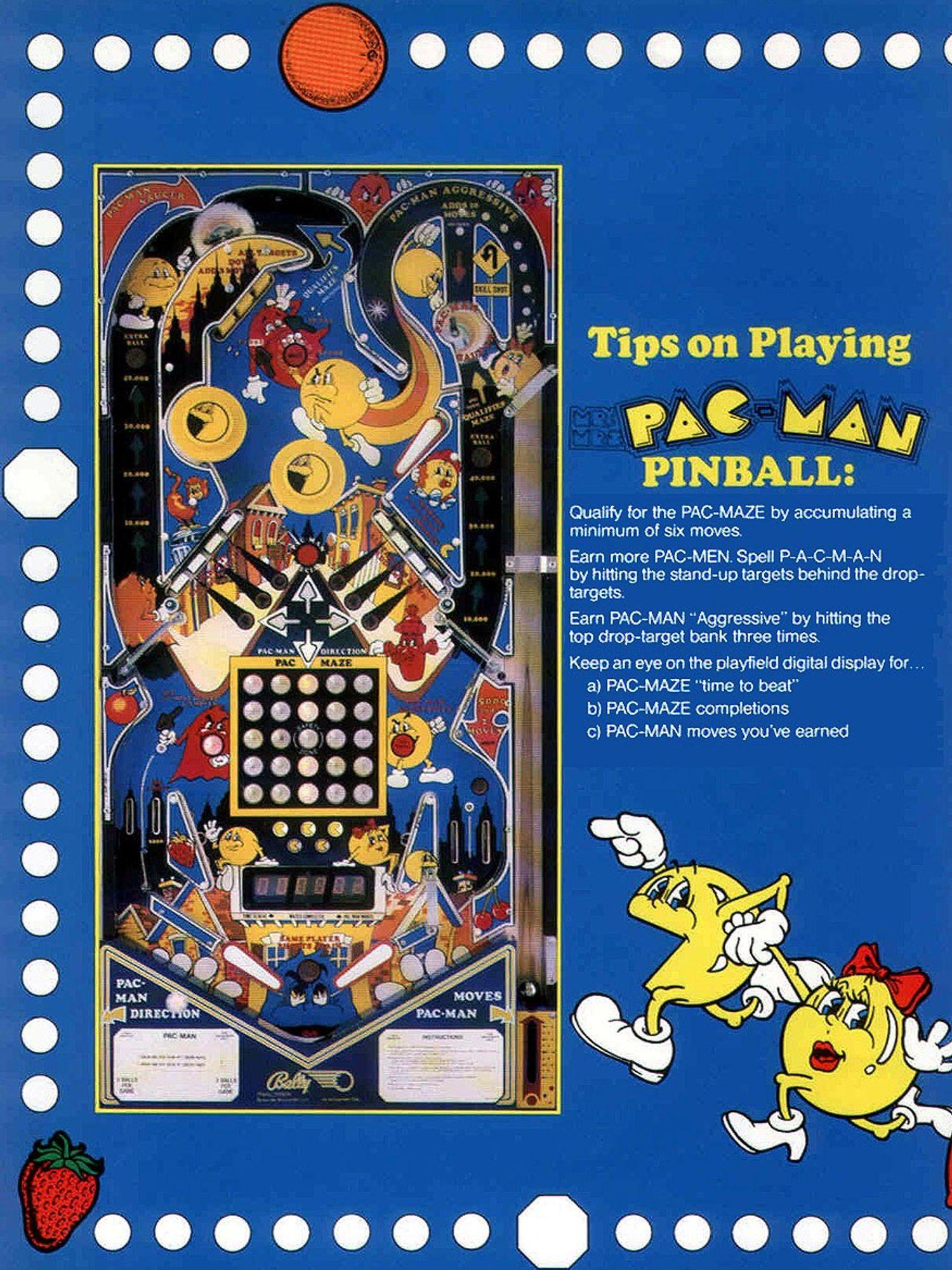 Mr. & Mrs. Pac-Man Flyer 2