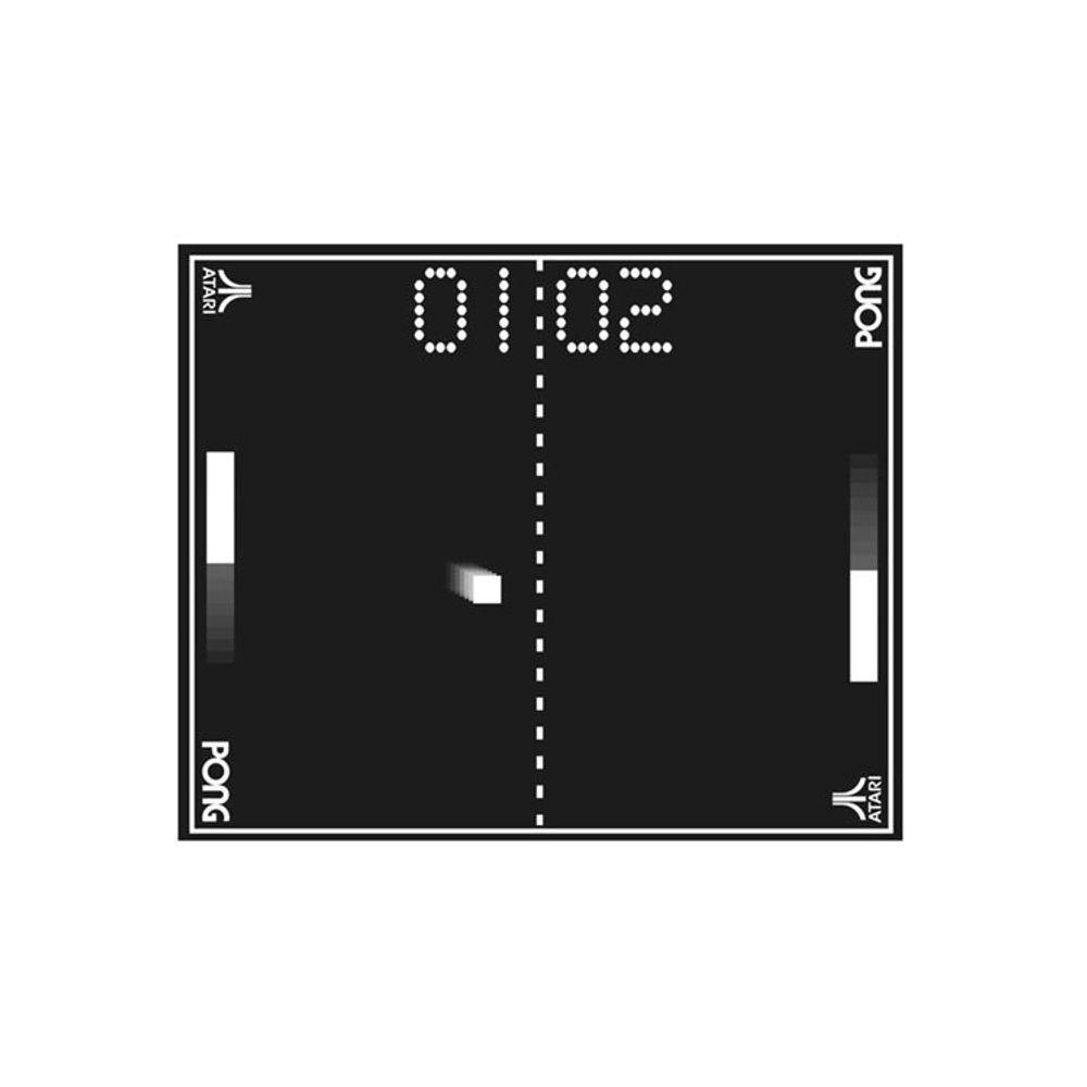 Pong Spielfeld