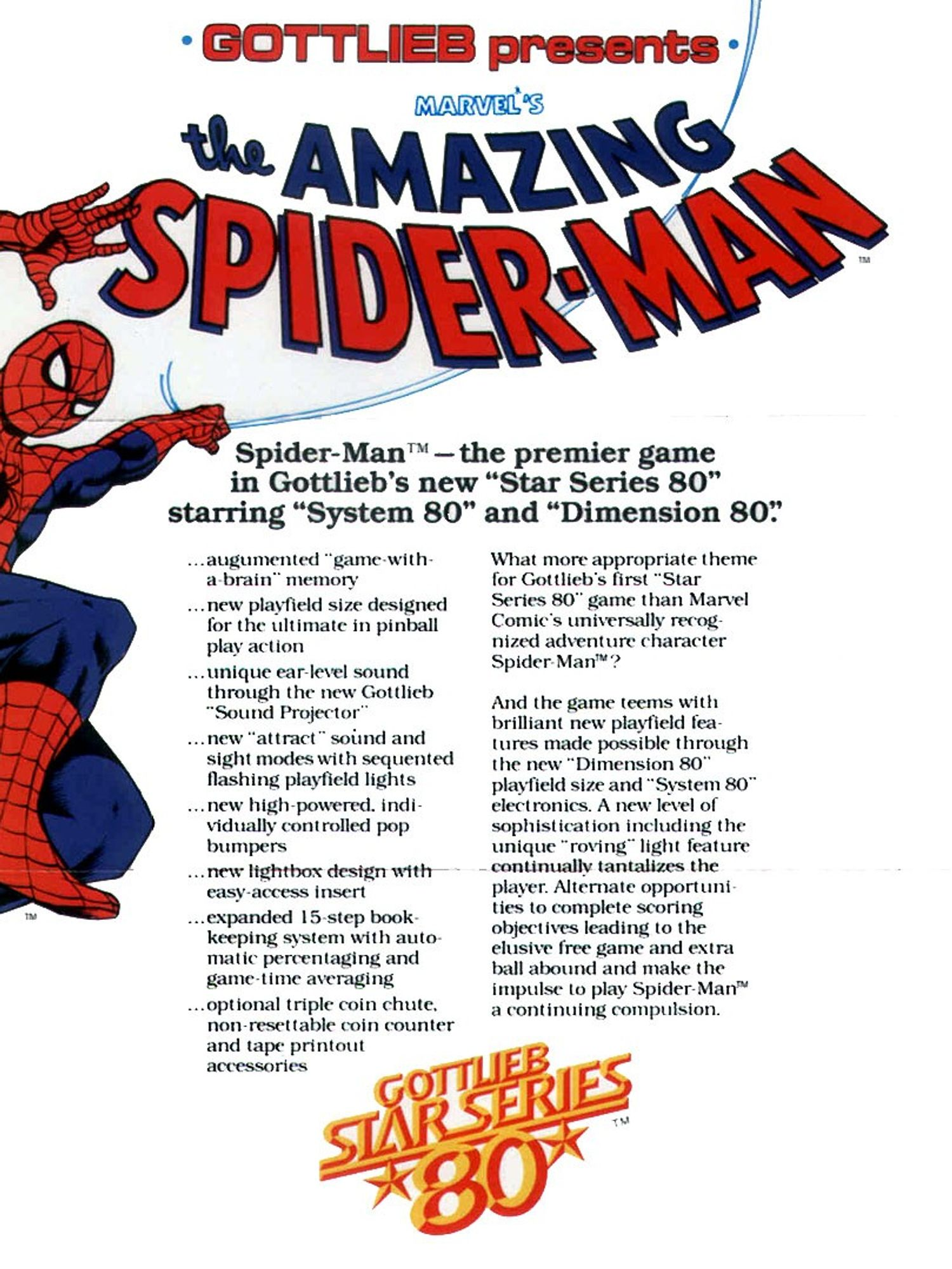Amazing Spiderman Flyer Seite 3
