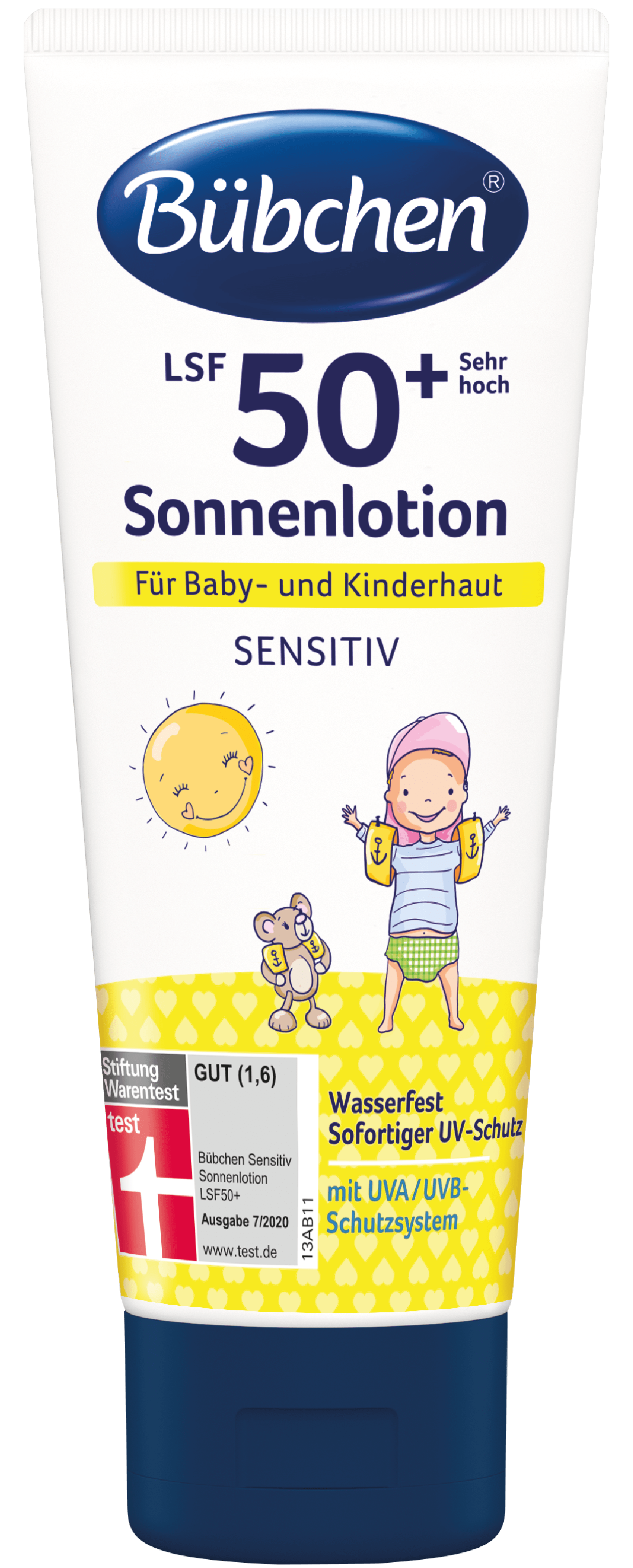 Sonnenlotion LSF50+