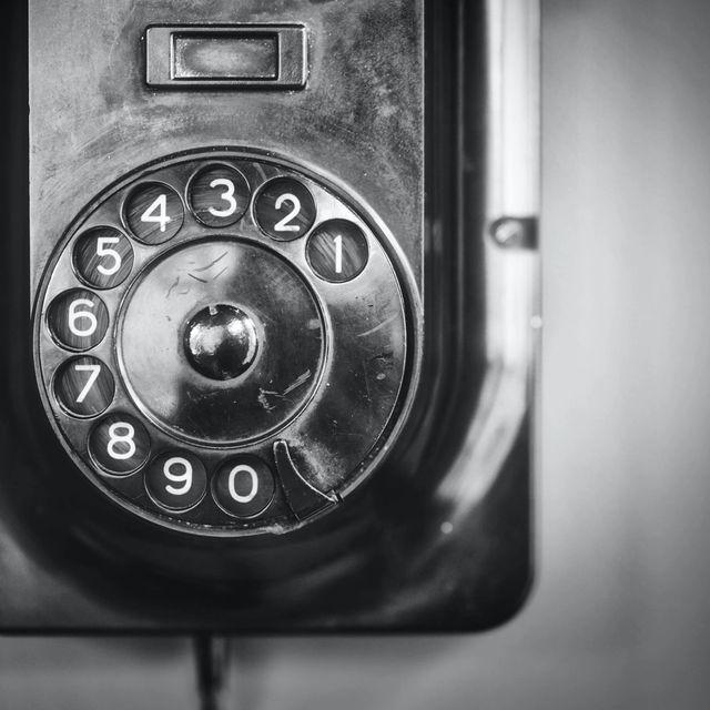 Telefon for annonsesalg