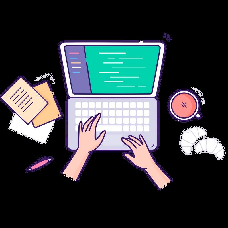 Website development services provided by Fershad Irani.