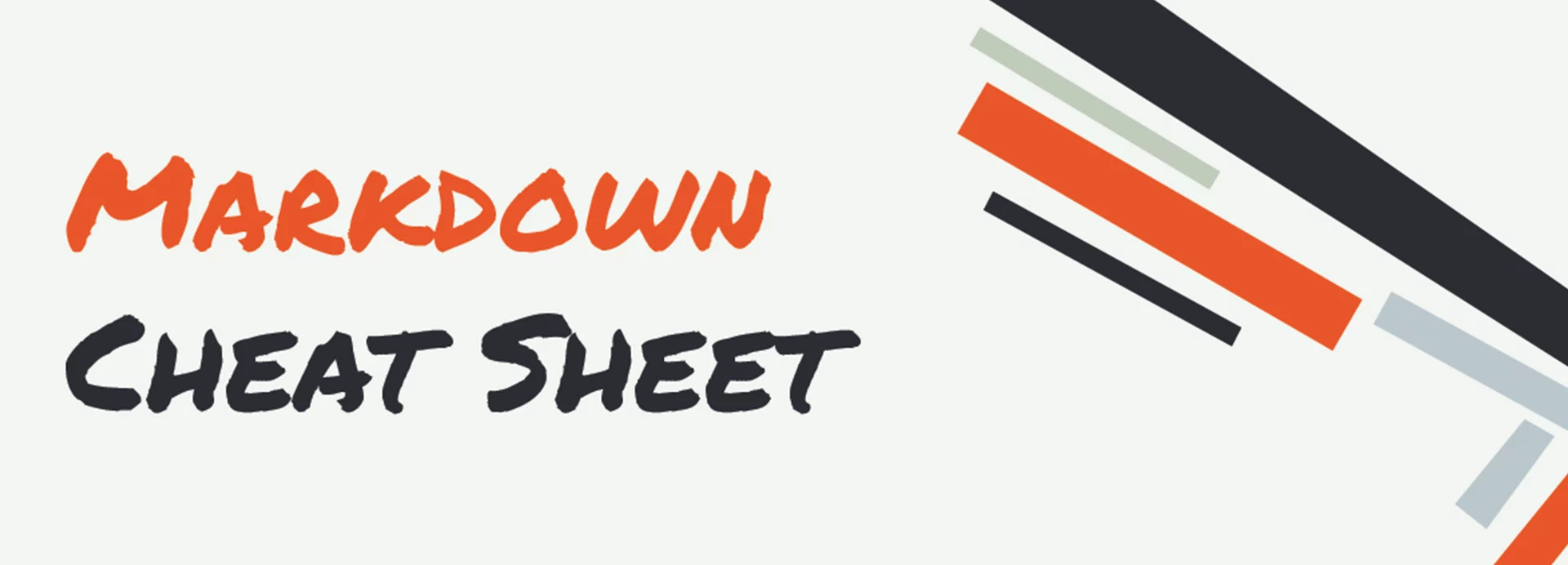 A markdown cheat sheet app made with Svelte.