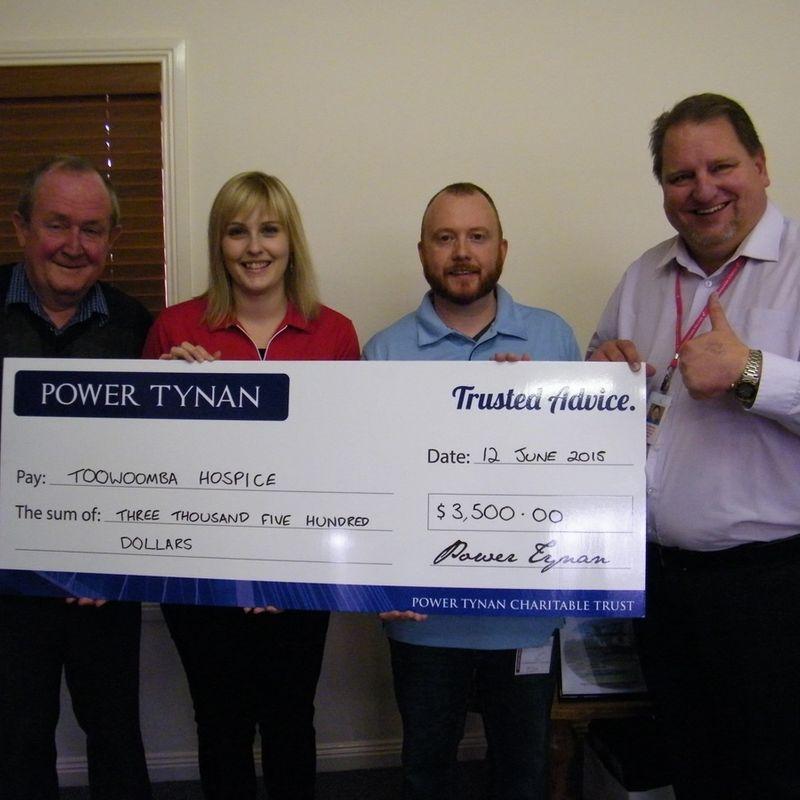 Power Tynan Adopts a Room