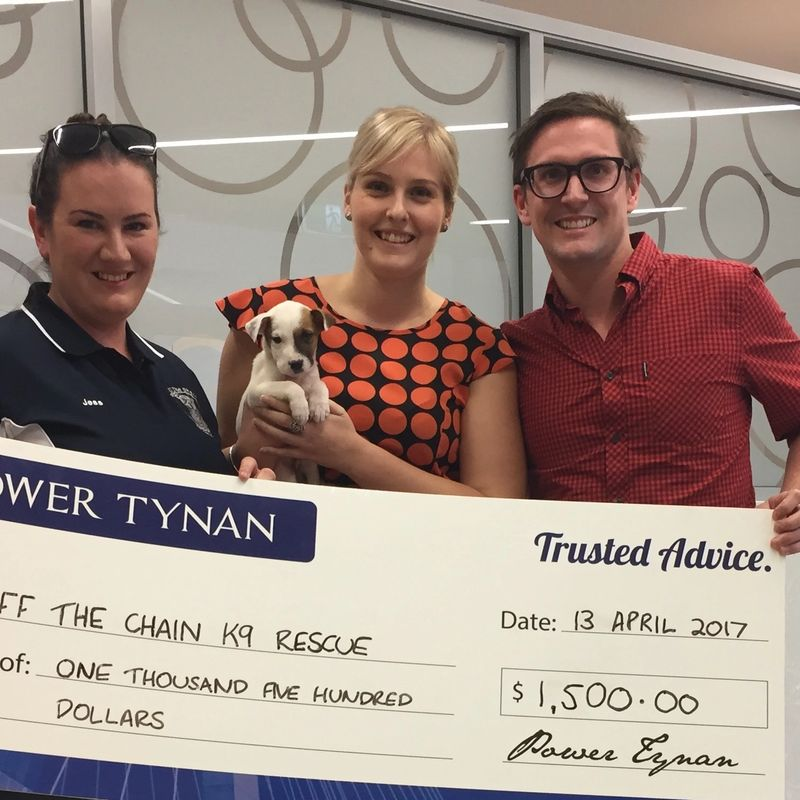 Charitable Trust supports local rescue