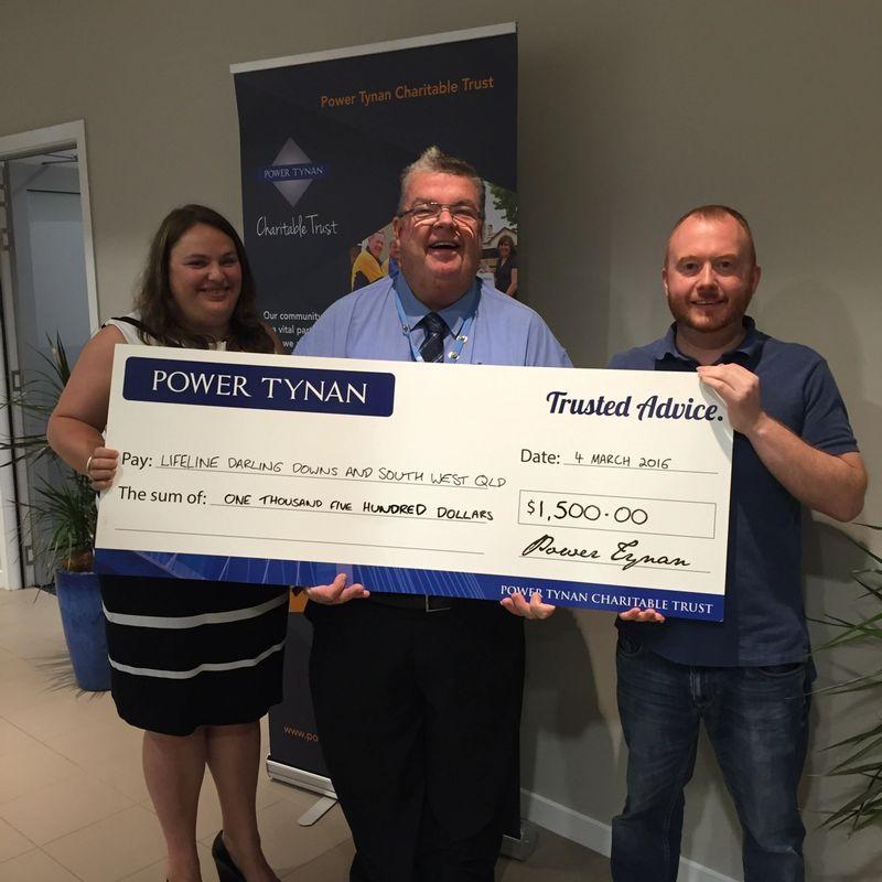 Charitable Trust Boosts Lifeline Initiative