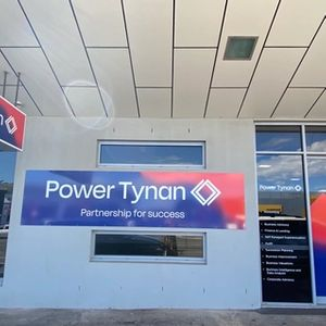A fresh new look for Power Tynan