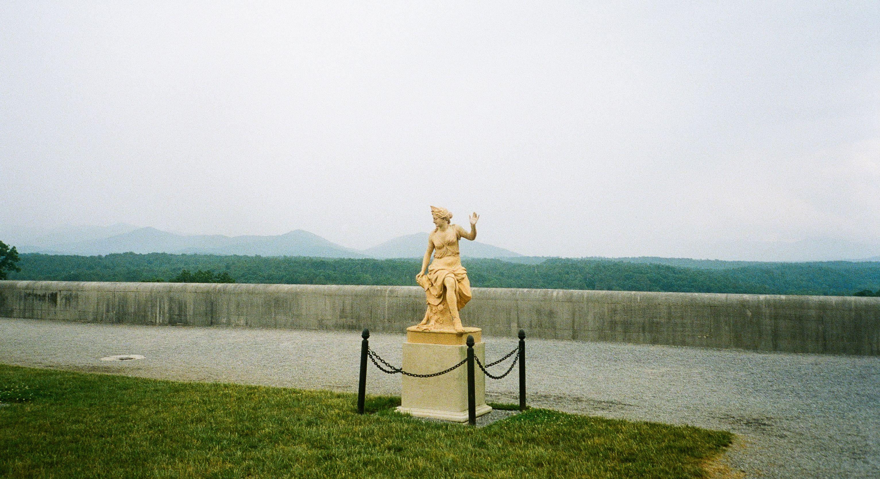 Statue in America