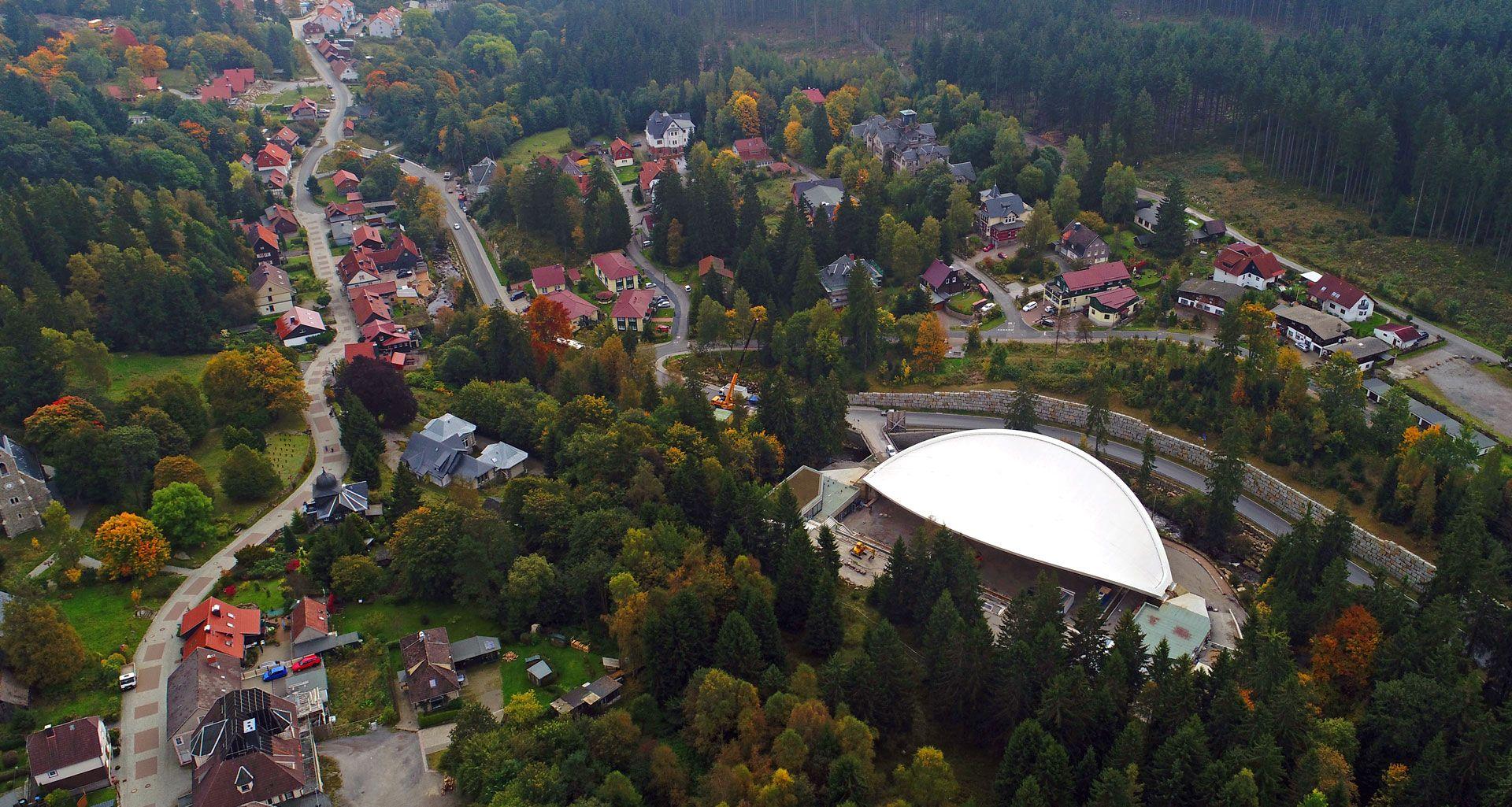 Feuerstein Arena schierke