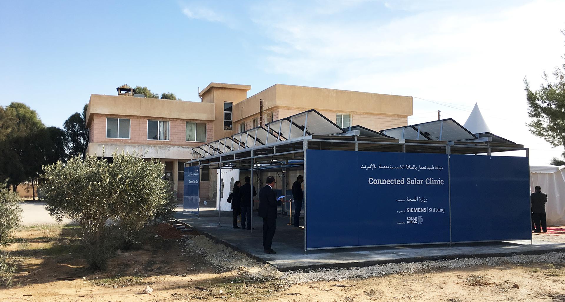 Solar Clinic Jordan