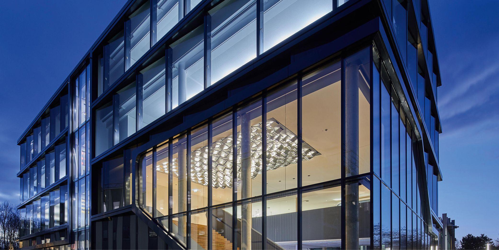 GRAFT Trilux Light Campus